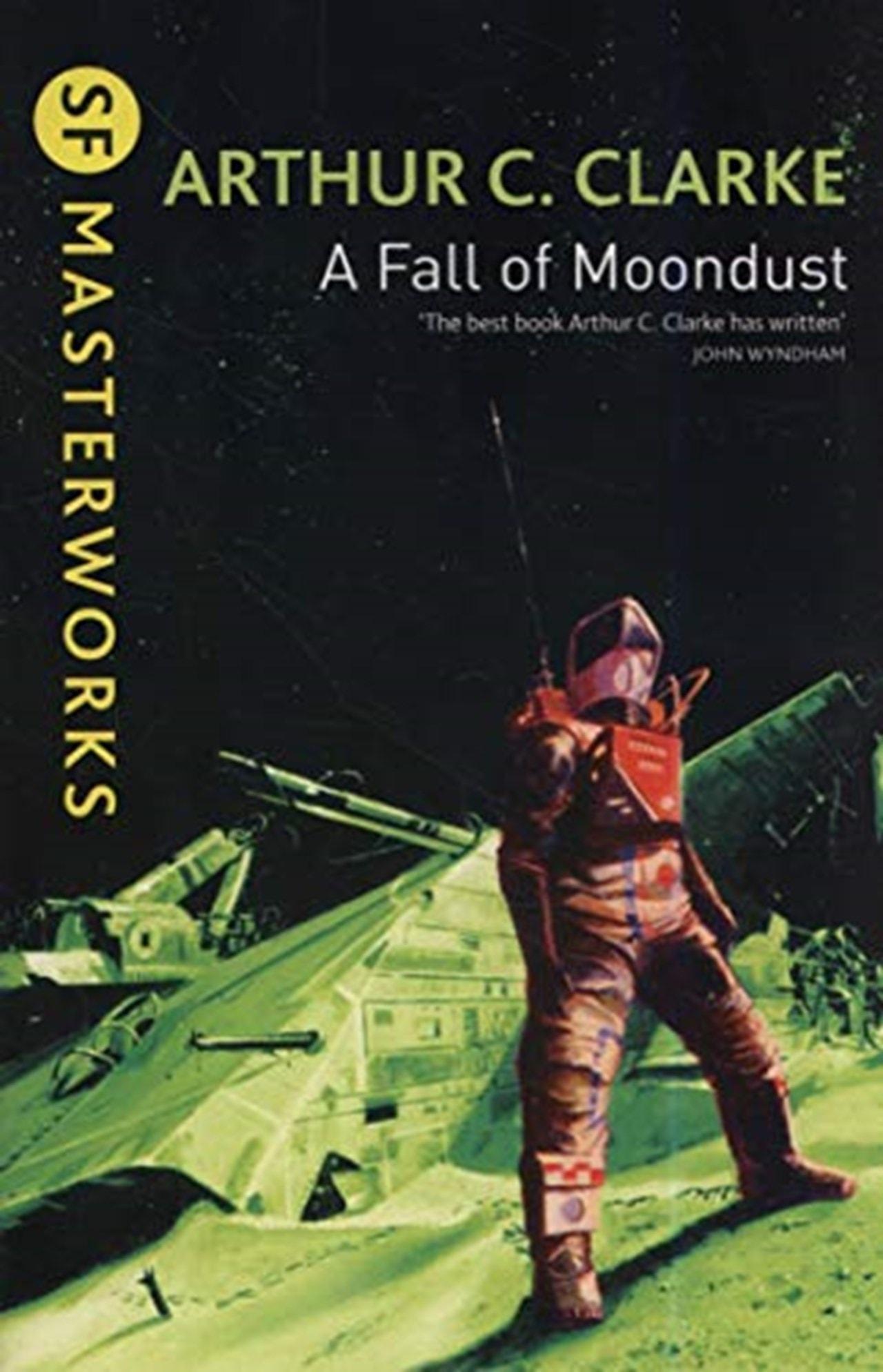 A Fall Of Moondust - 1