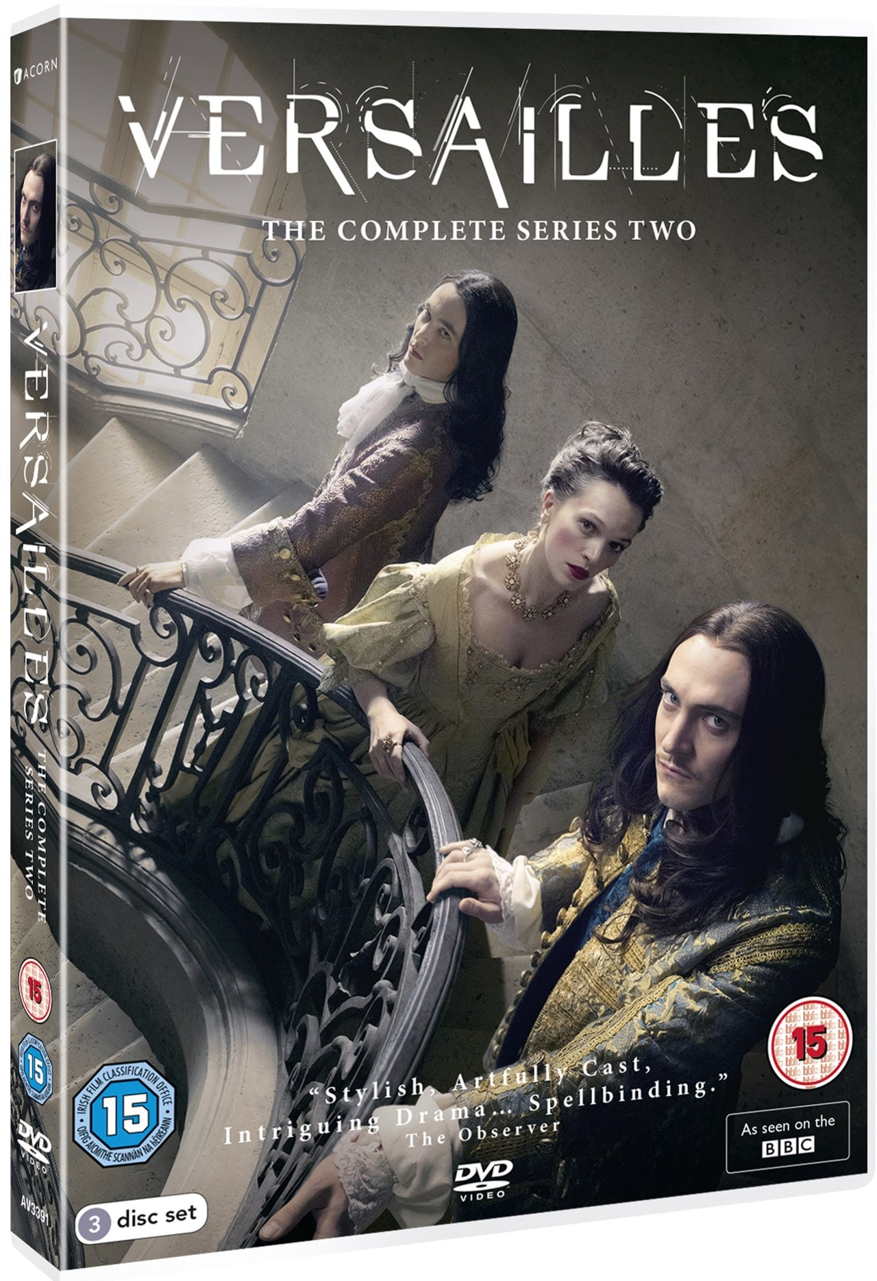Versailles: The Complete Series Two - 2
