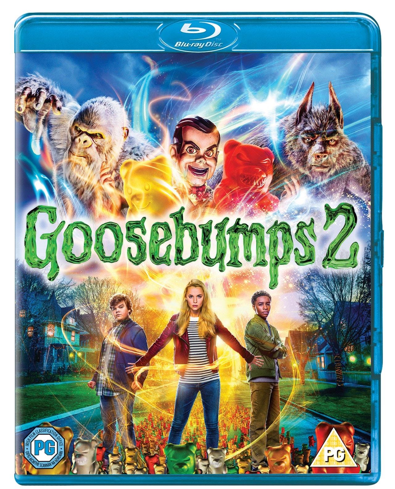 Goosebumps 2 - 1