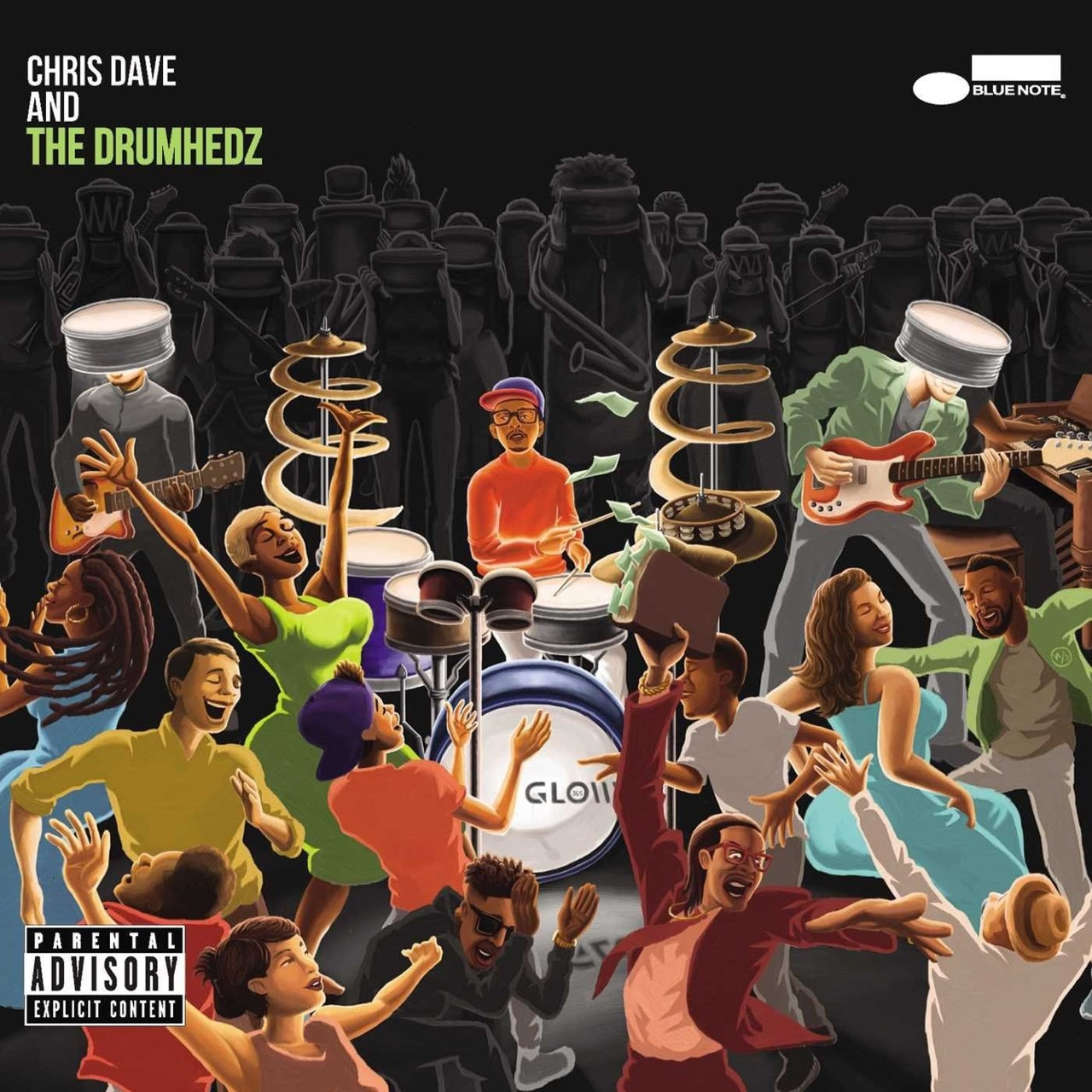 Chris Dave and the Drumhedz - 1