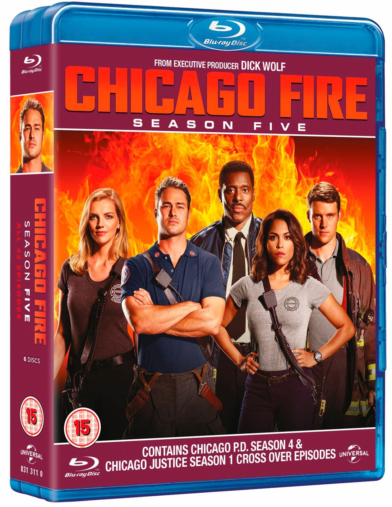 Chicago Fire: Season Five - 2