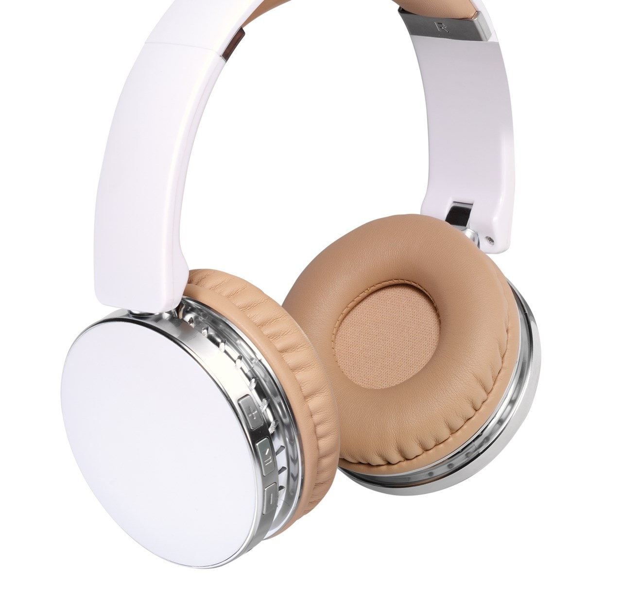 Vivanco Neos White Bluetooth Headphones - 4