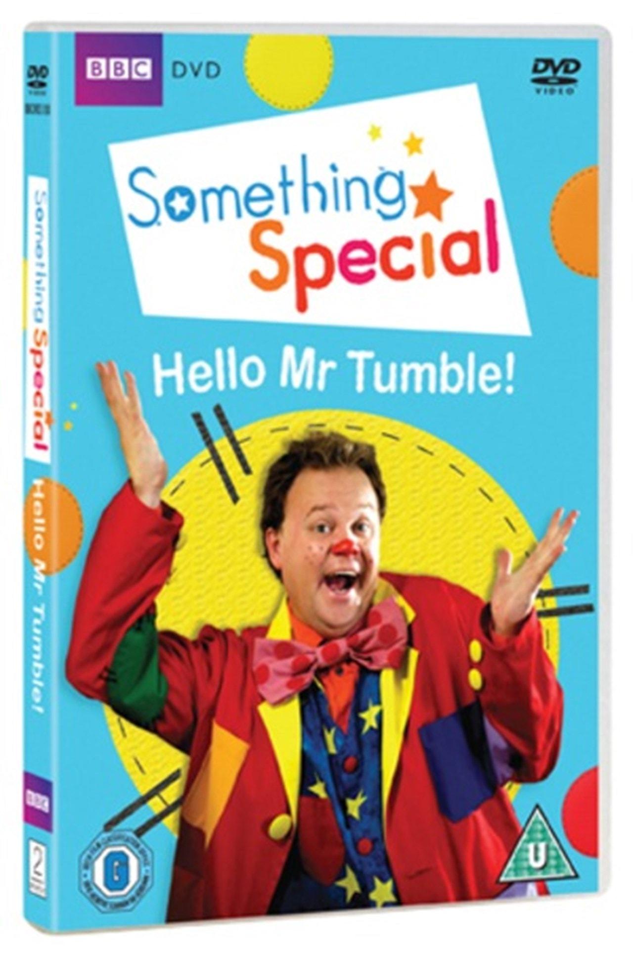 Something Special: Hello Mr.Tumble - 1
