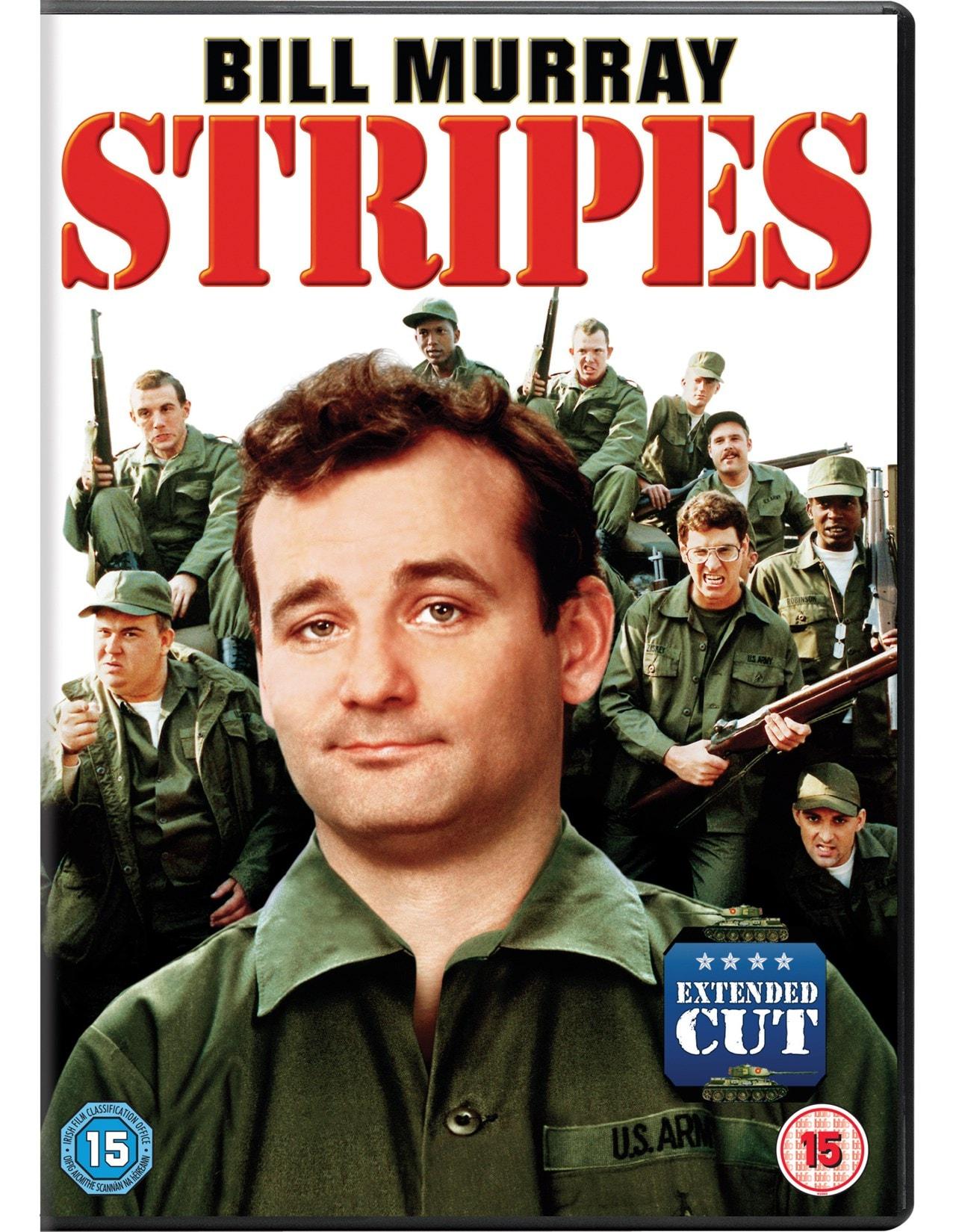 Stripes - 1