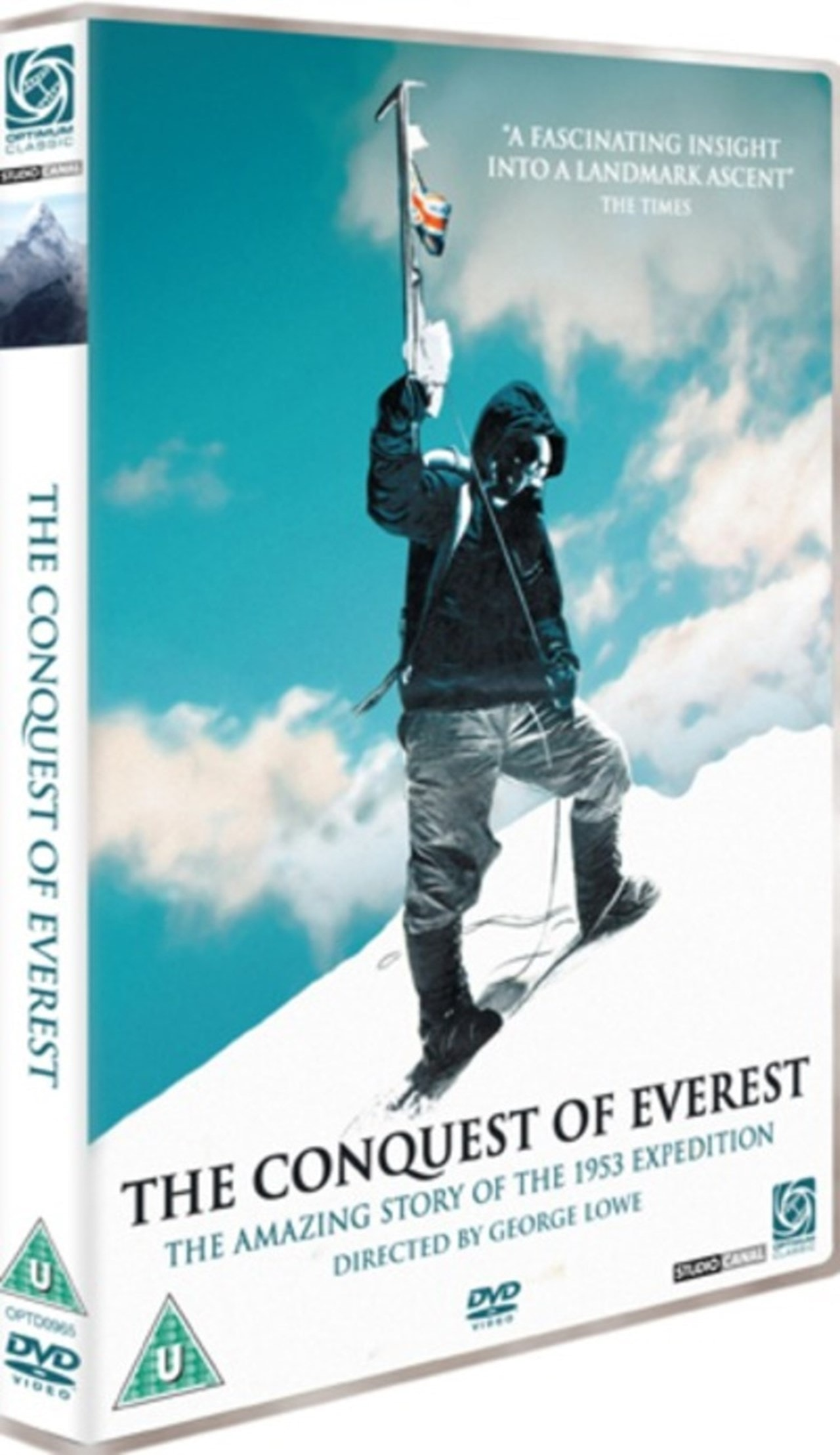 The Conquest of Everest - 1