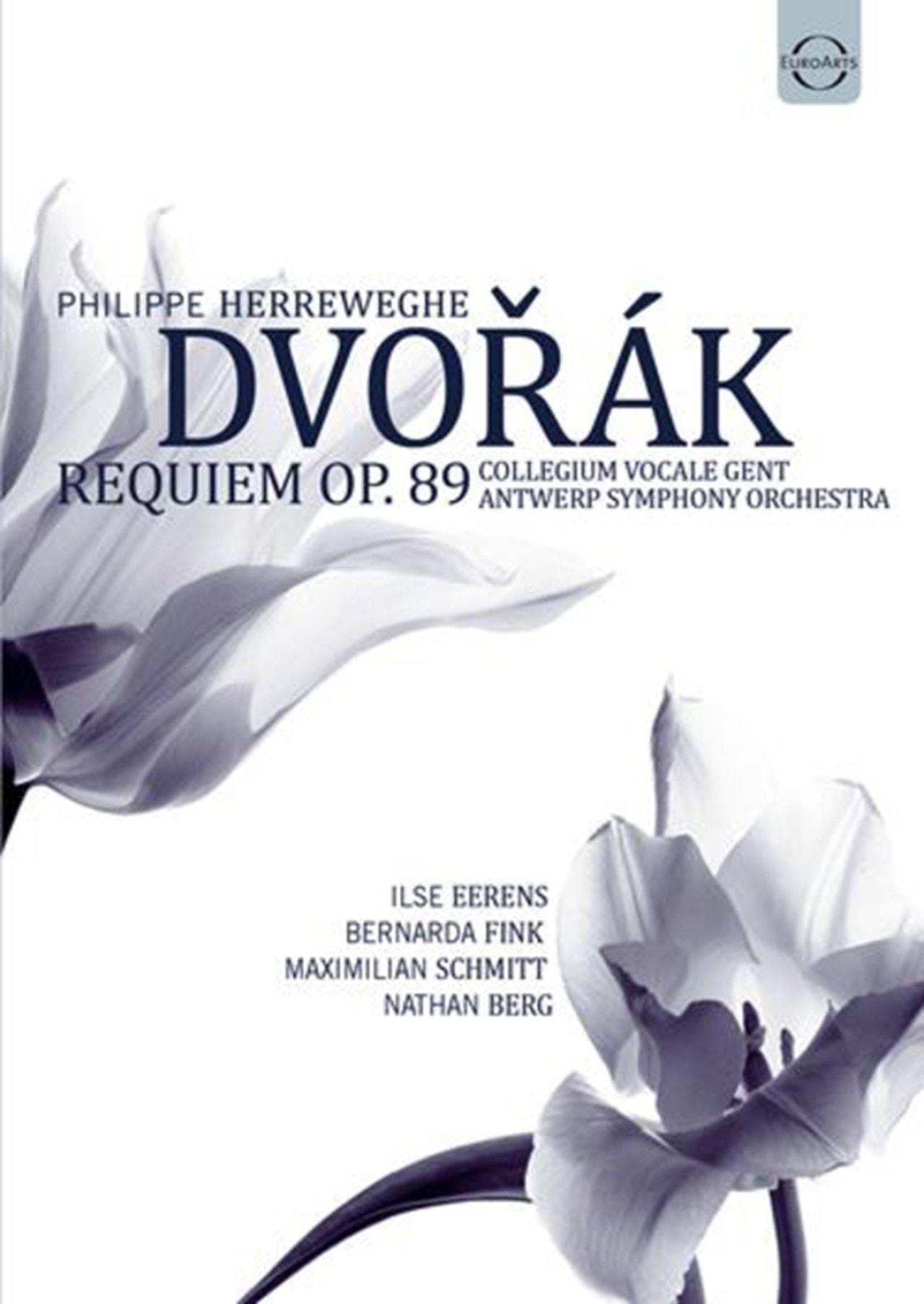 Dvorak: Requiem Op. 89 (Herreweghe) - 1