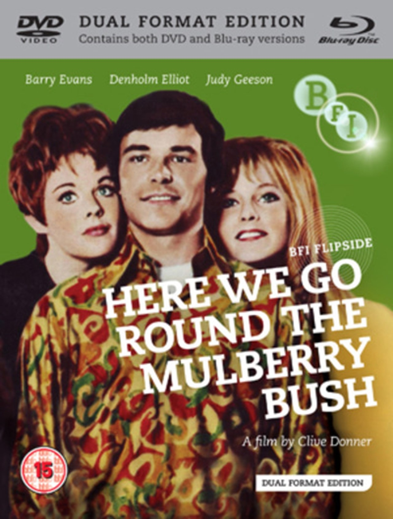 Here We Go Round the Mulberry Bush - 1