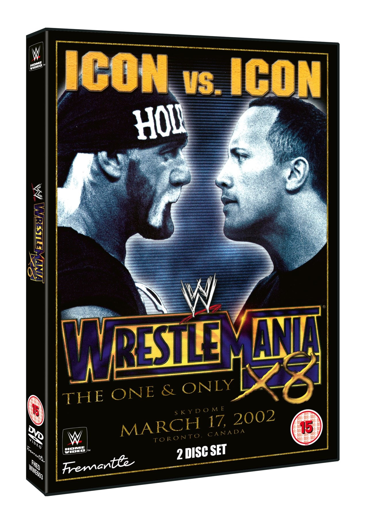WWE: Wrestlemania 18 - 2