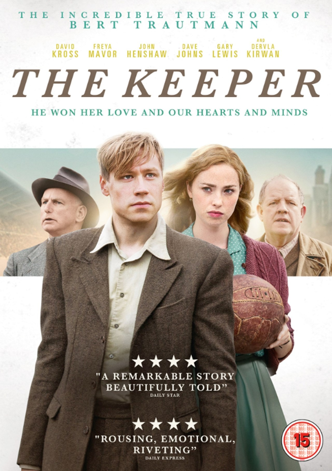 The Keeper - 1