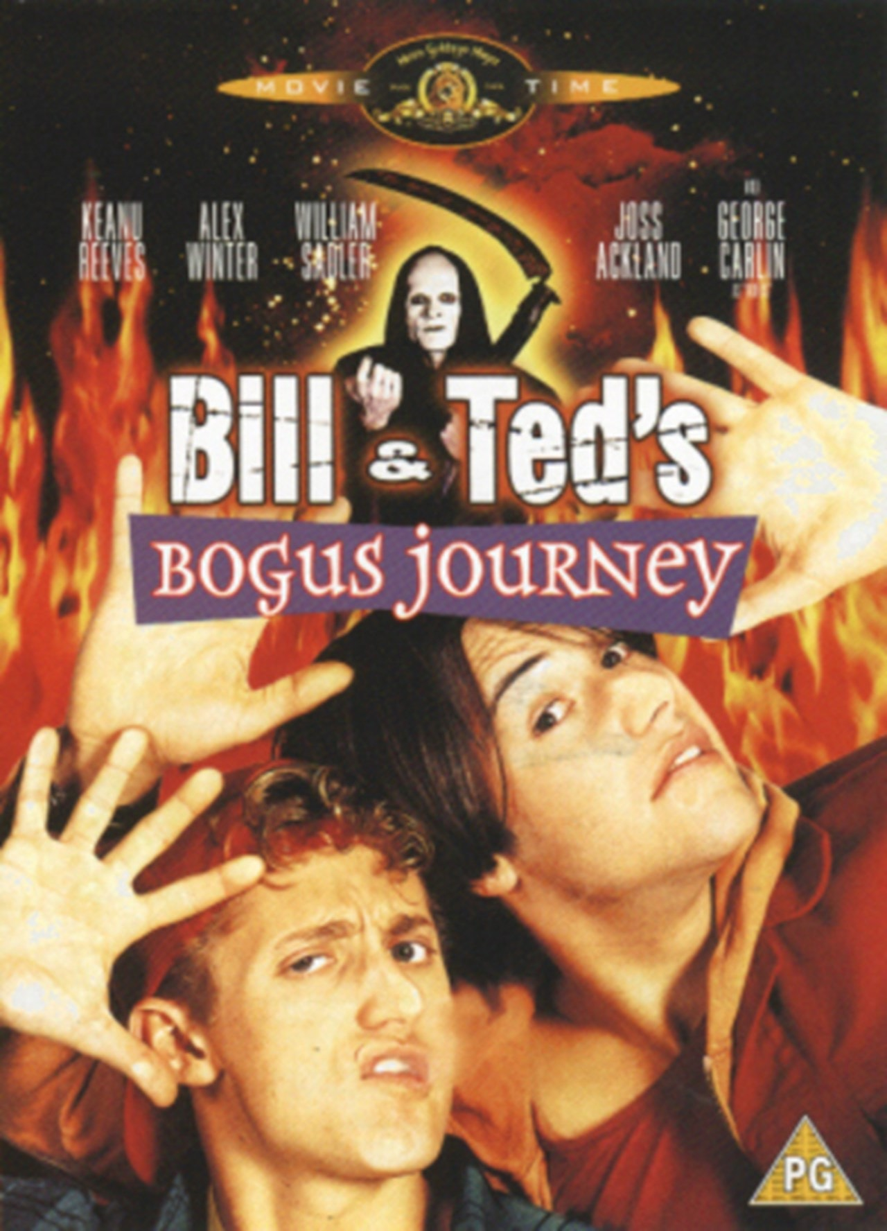 Bill & Ted's Bogus Journey - 1