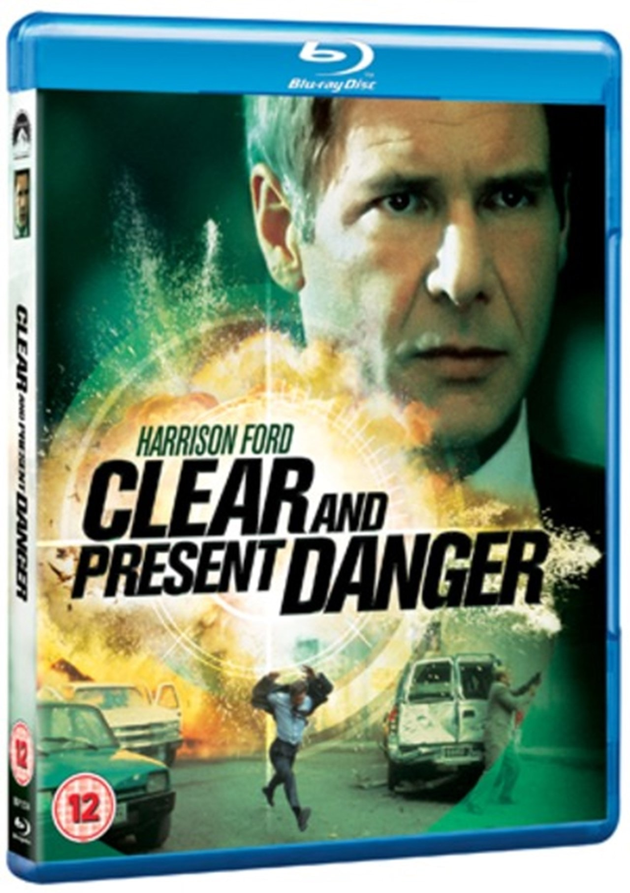 Clear and Present Danger - 1