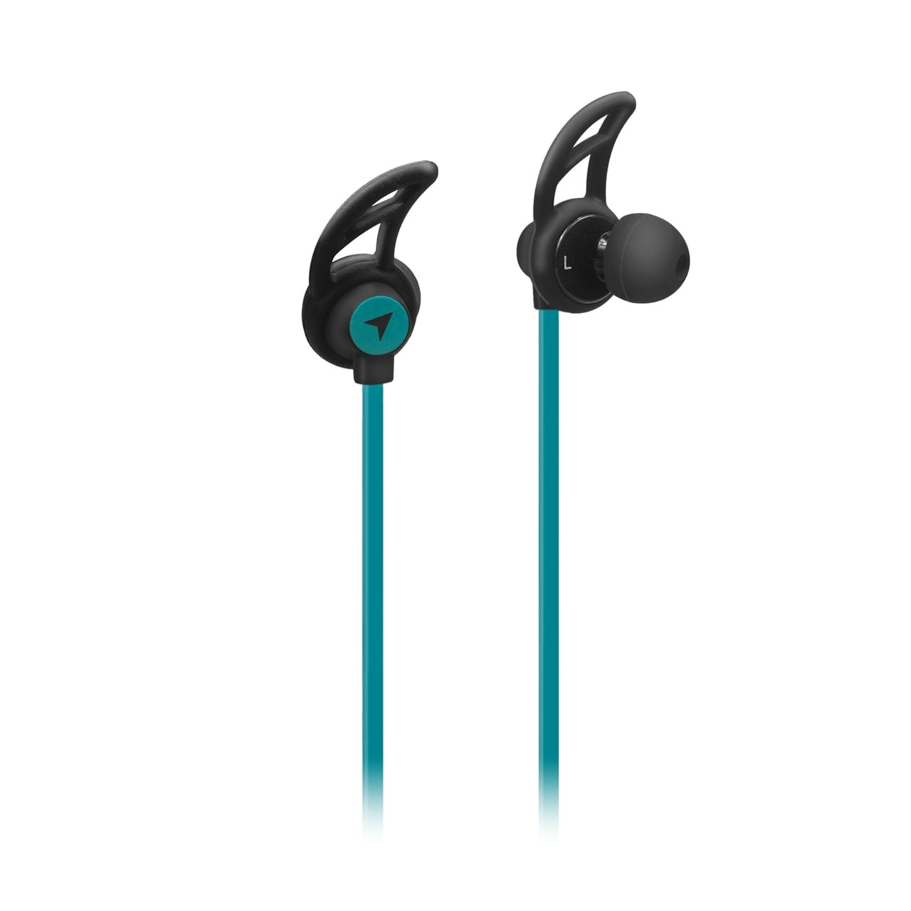 Roam Sports Pro Teal Earphones - 1