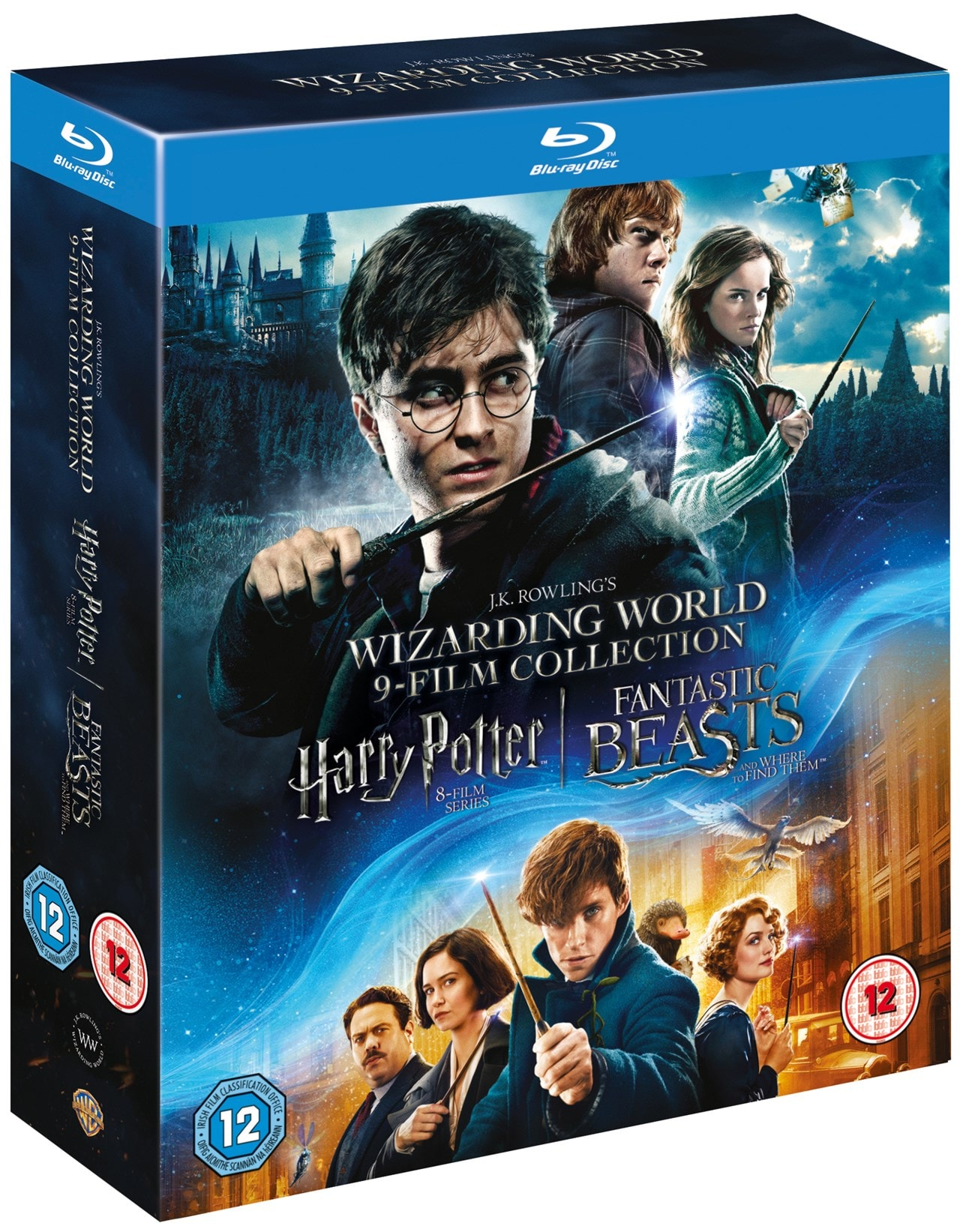 Wizarding World 9-film Collection - 2
