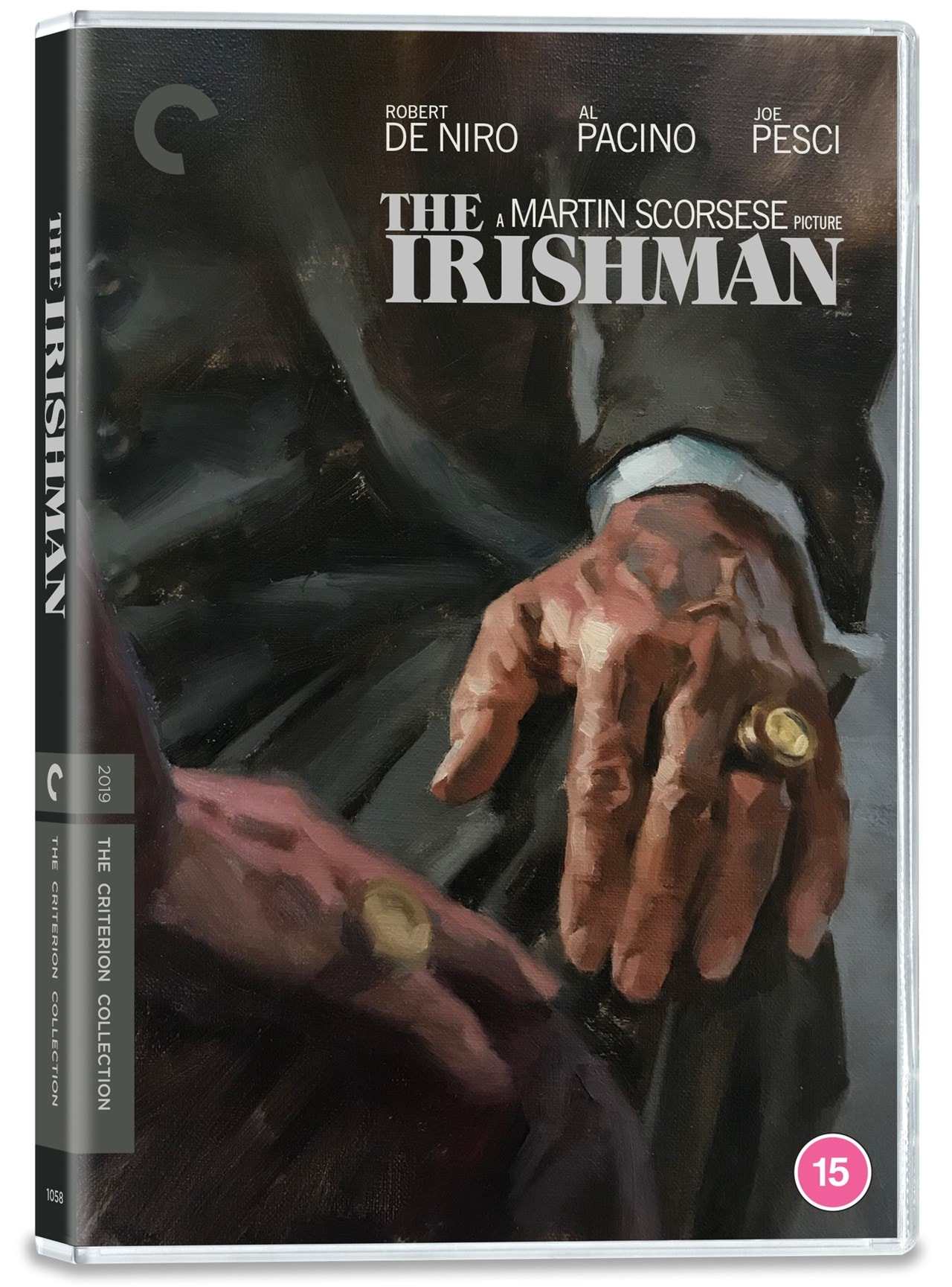 The Irishman - The Criterion Collection - 2