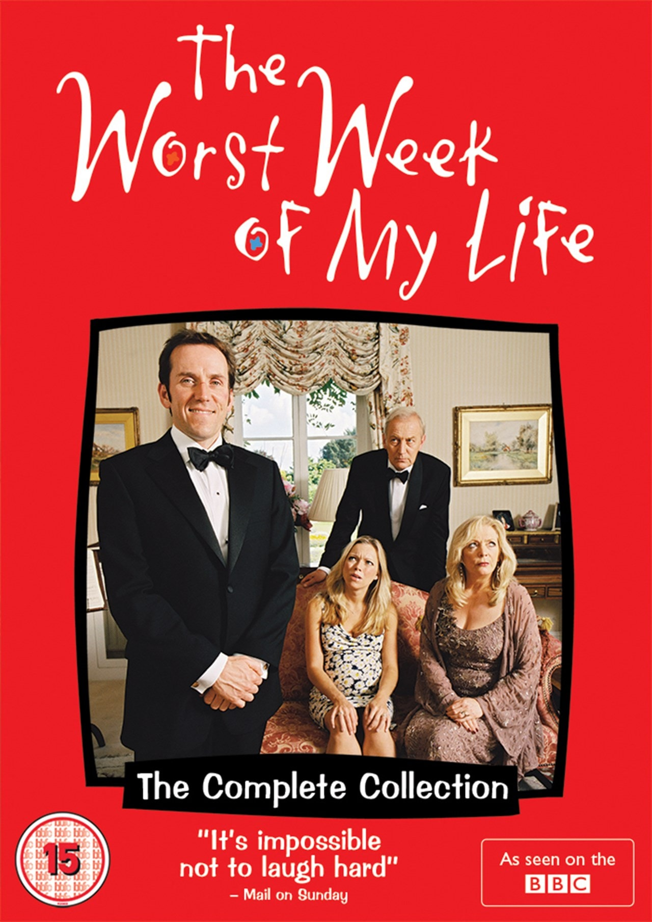 The Worst Week of My Life: Complete Collection - 1