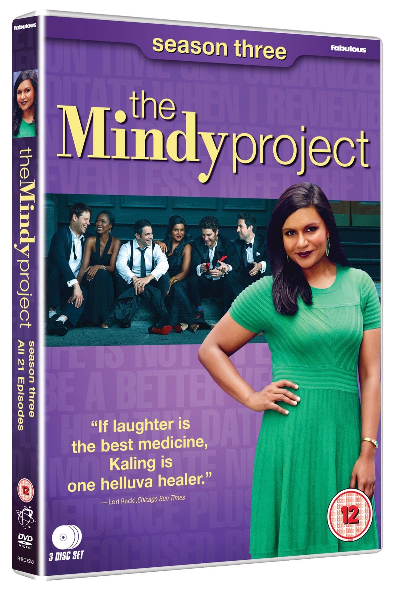 The Mindy Project: Season 3 - 2