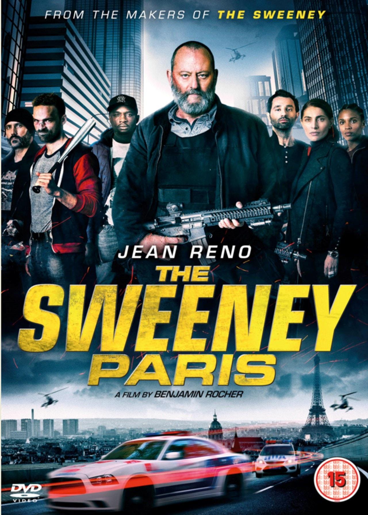 The Sweeney - Paris - 1