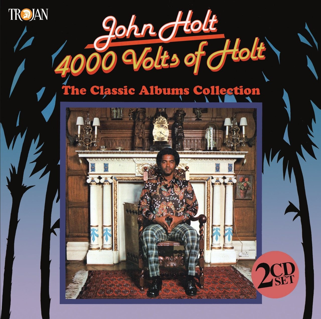 4000 Volts of Holt: The Classic Albums Collections - 1