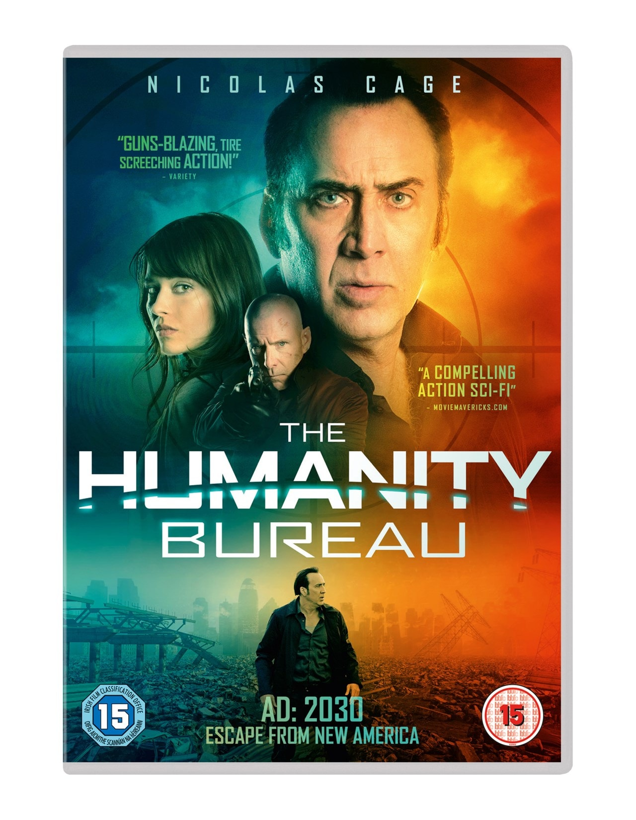 The Humanity Bureau - 1
