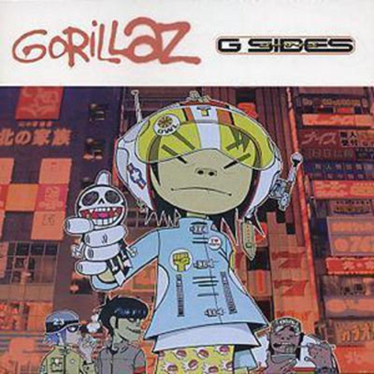 G-Sides - 1