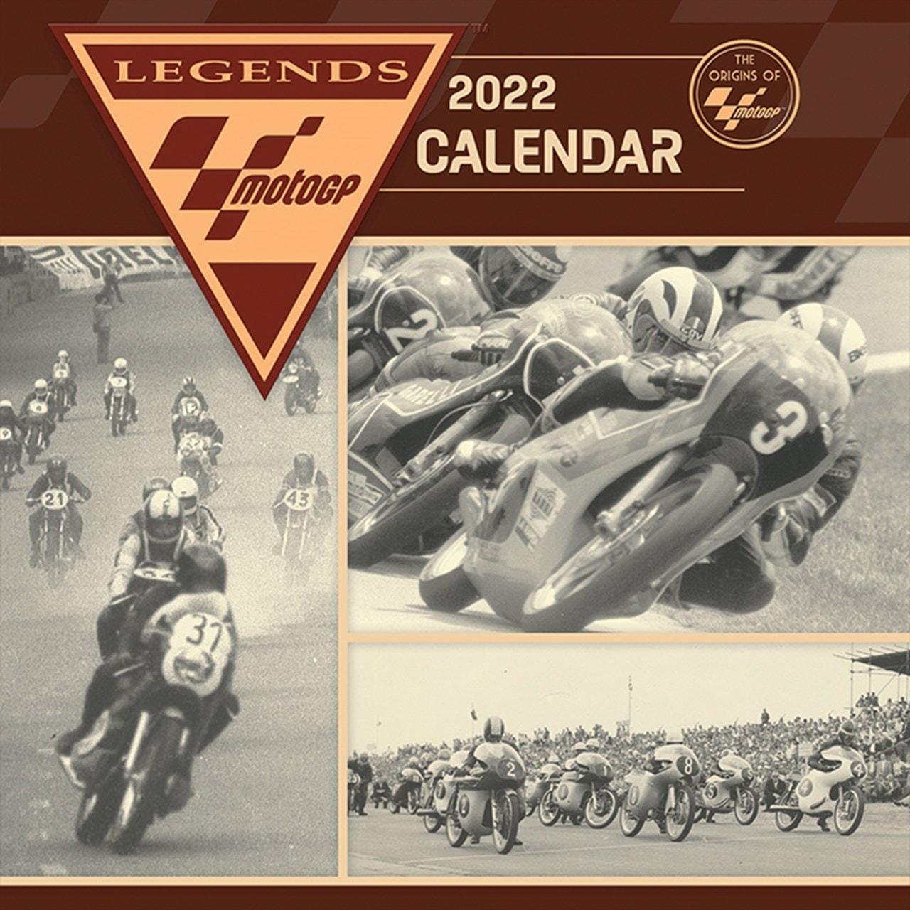 Motogp Calendar 2022.Origins Of Moto Gp Square 2022 Calendar Calendars Free Shipping Over 20 Hmv Store