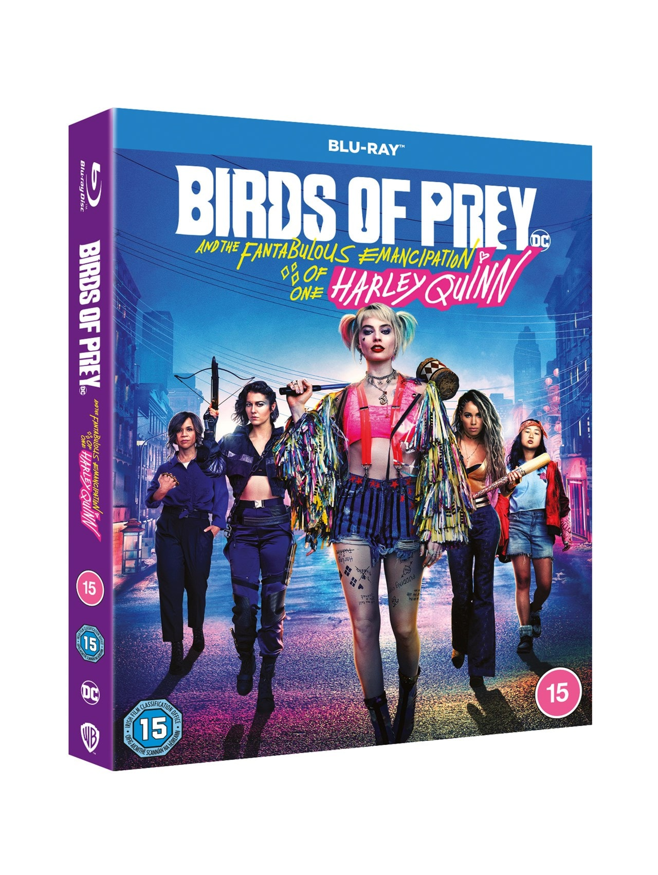Birds of Prey and The Fantabulous Emancipation of One Harley Quinn - 2