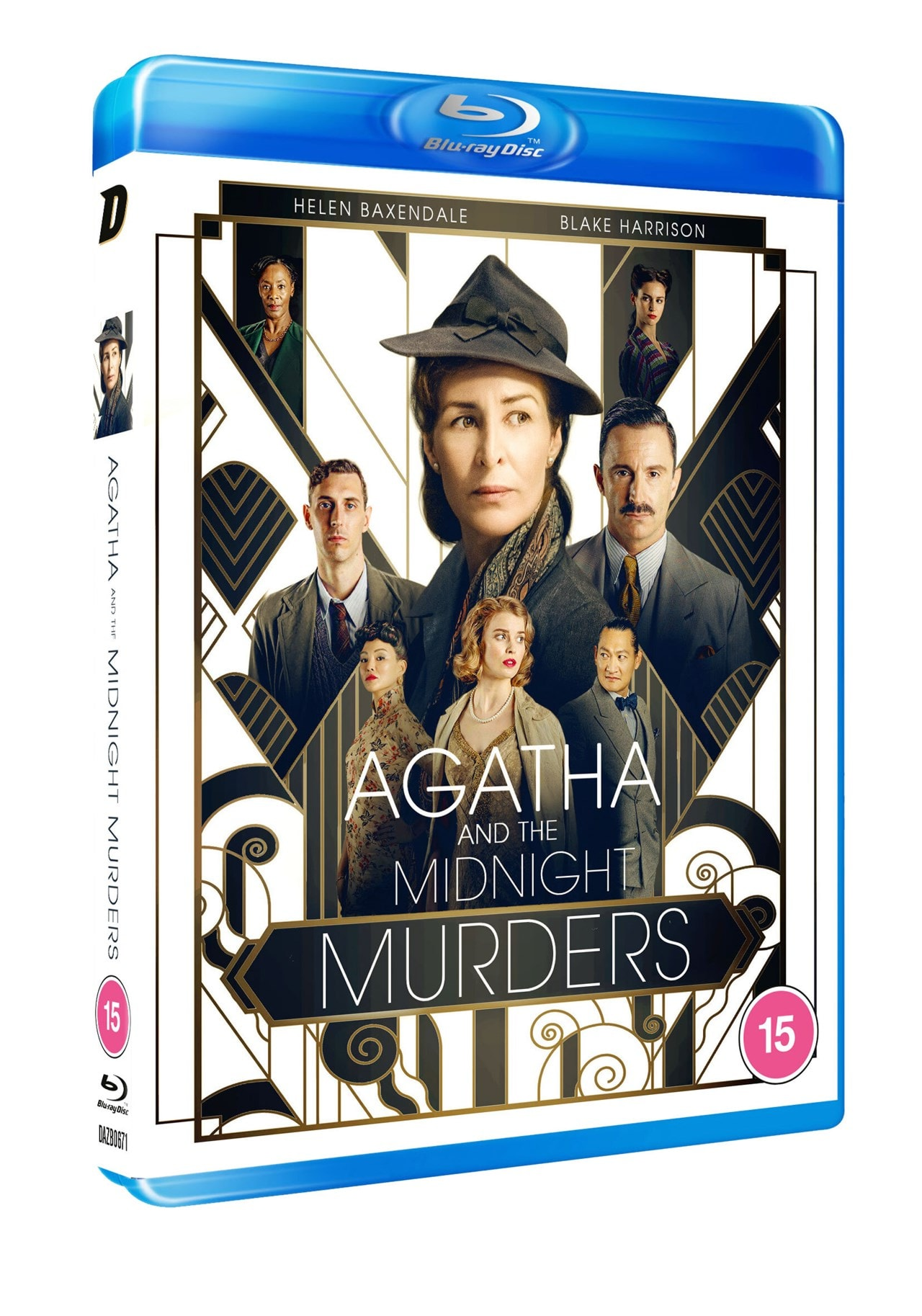 Agatha and the Midnight Murders - 2