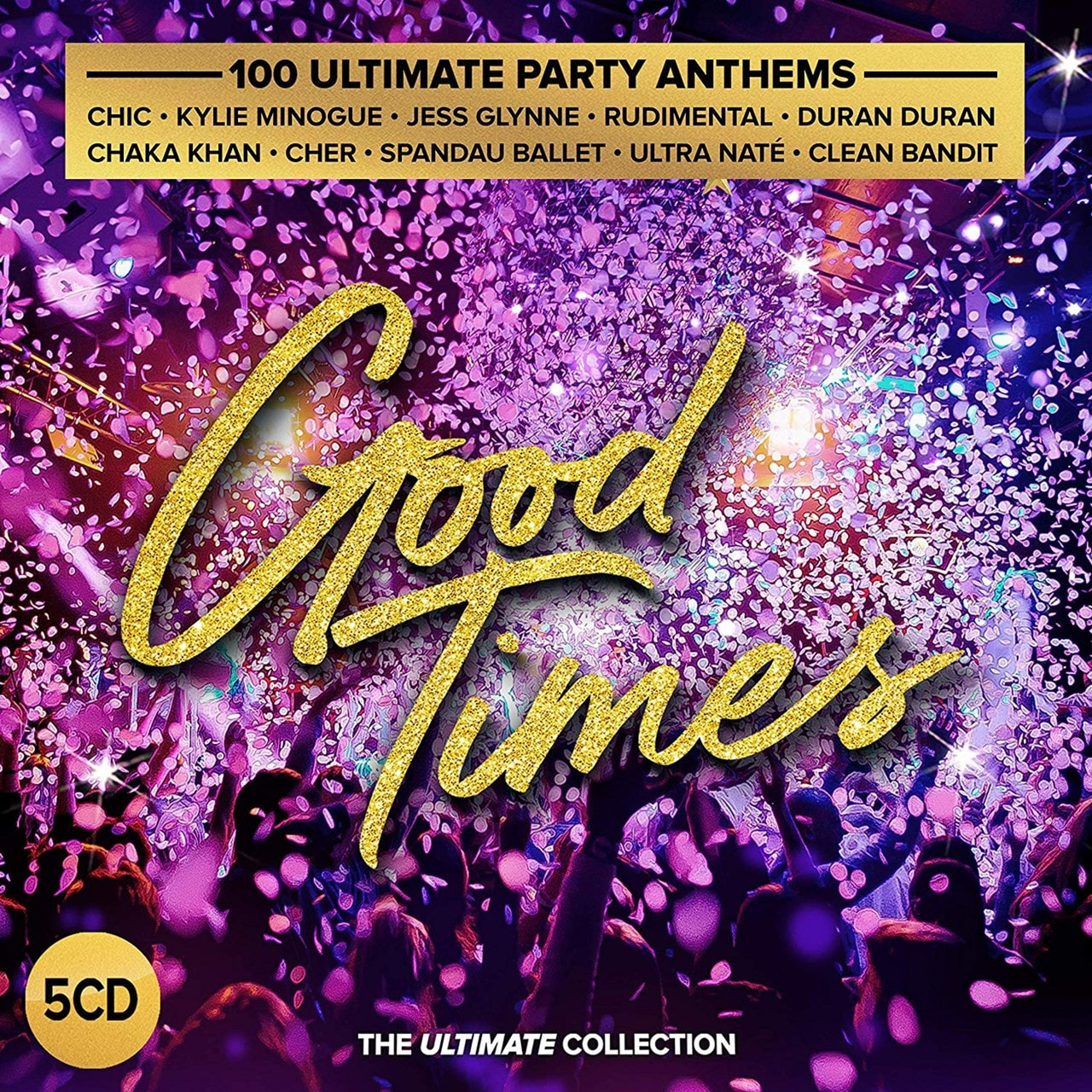 Good Times: Ultimate Party Anthems - 1