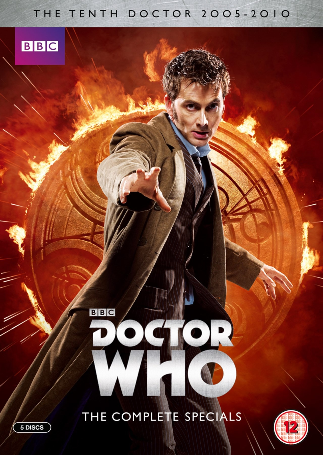 Doctor Who: The Complete Specials Collection - 1