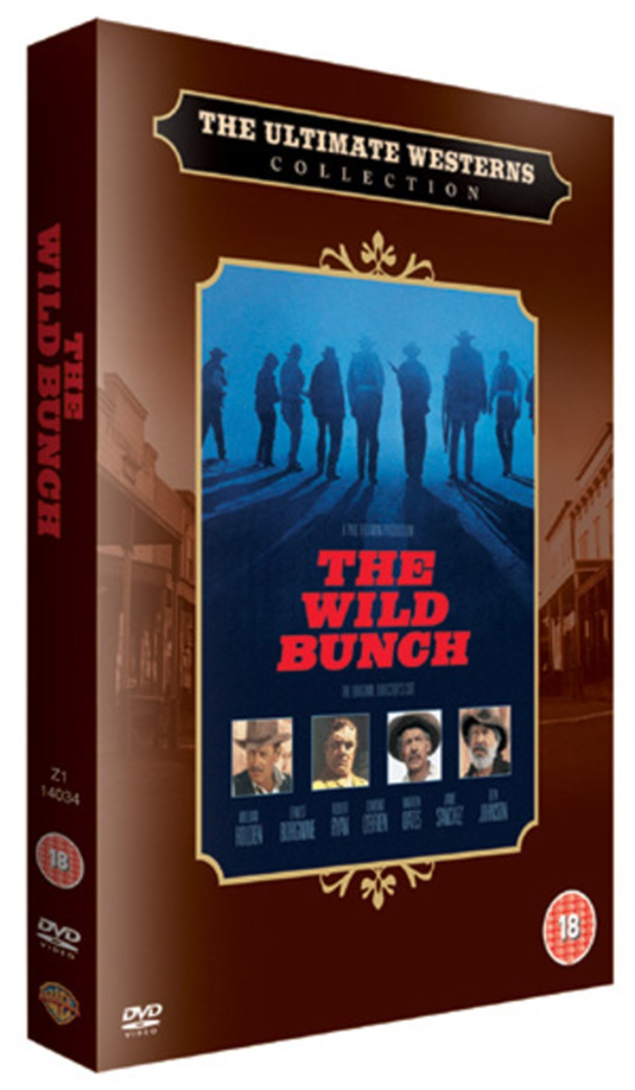 The Wild Bunch: Director's Cut - 1