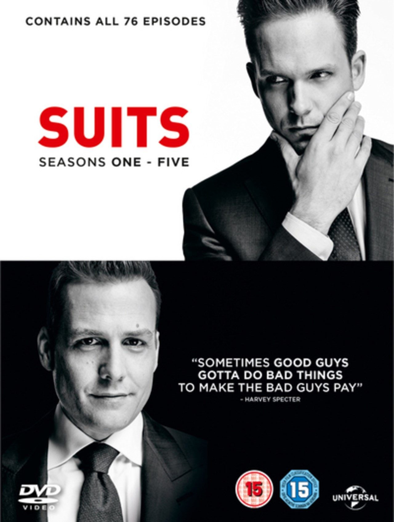 Suits: Seasons One - Five - 1