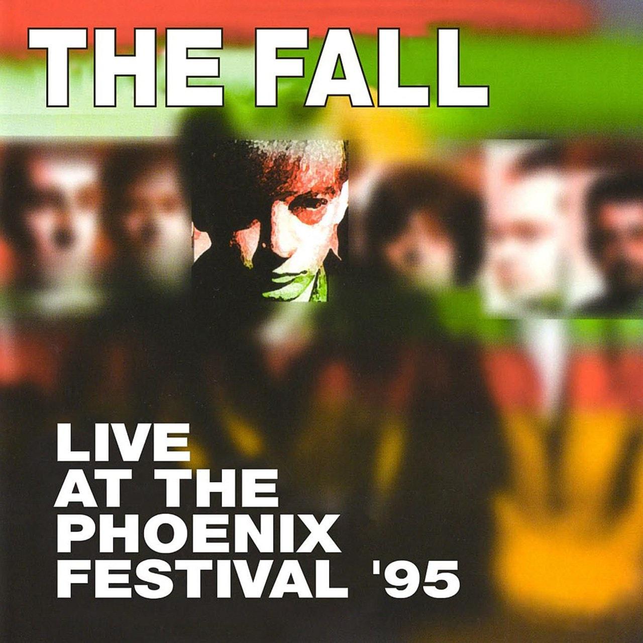 Live at the Phoenix Festival '95 - 1