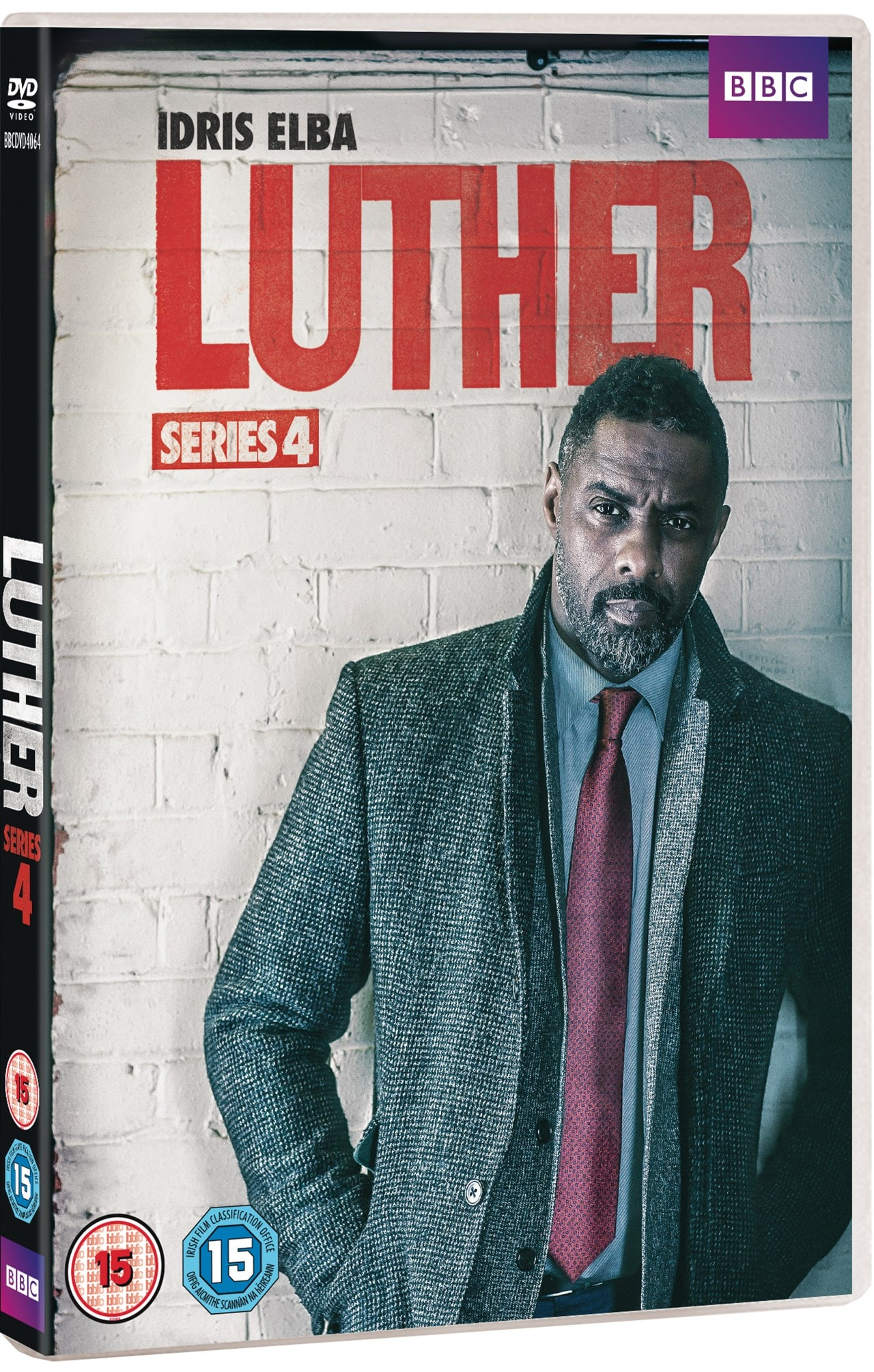 Luther: Series 4 - 1