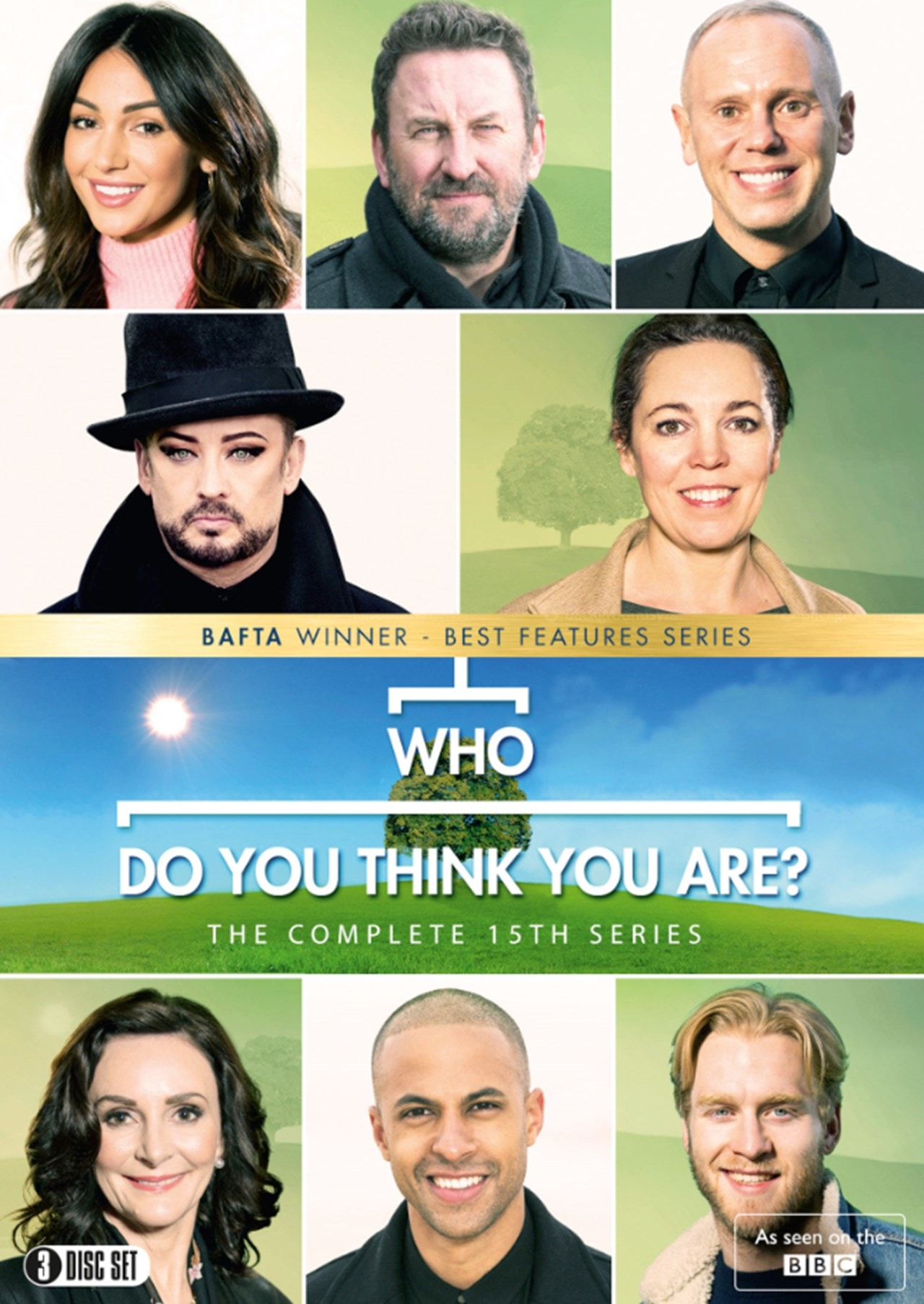 Who Do You Think You Are?: Series 15 - 1