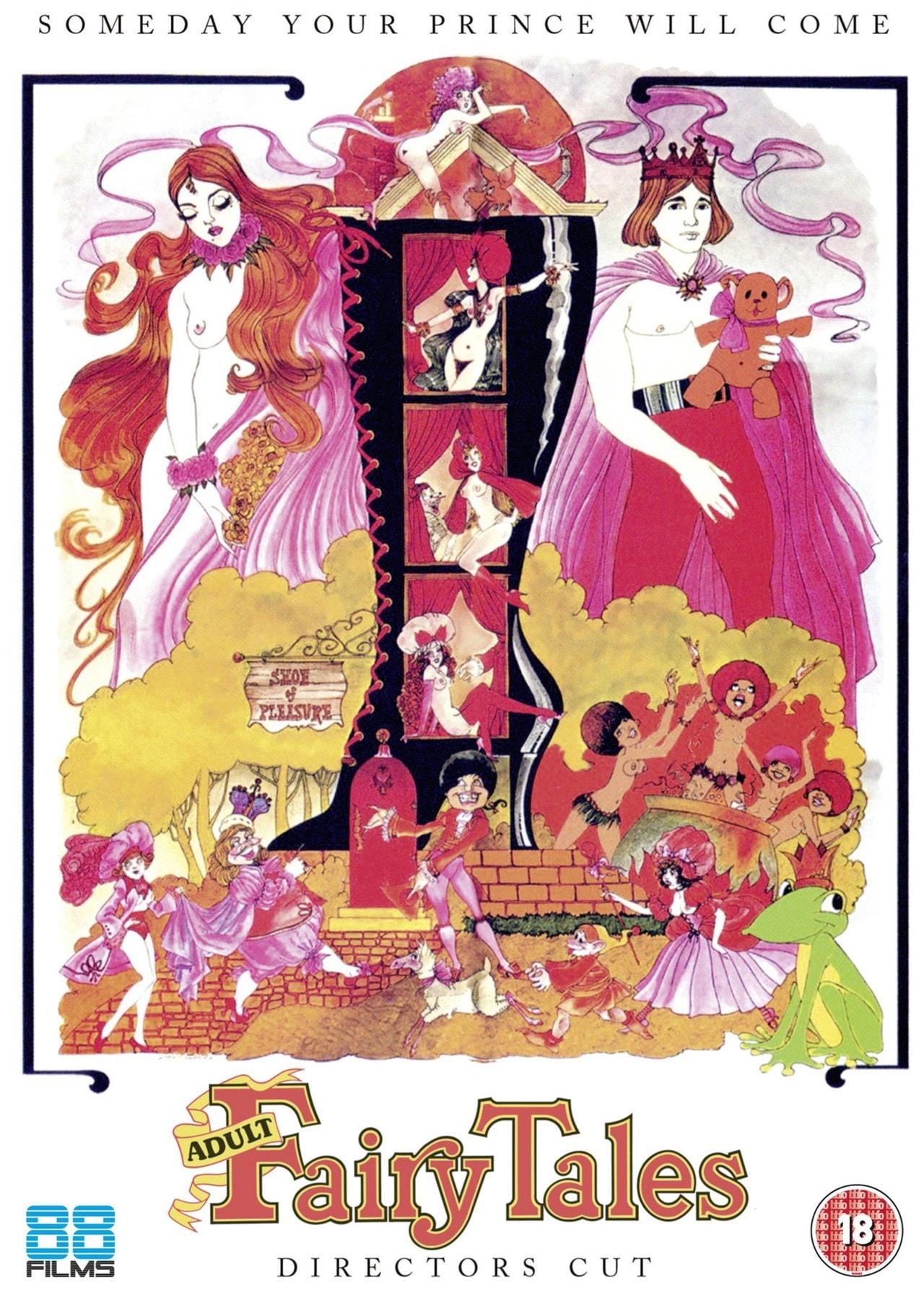 Adult Fairy Tales: Director's Cut - 2