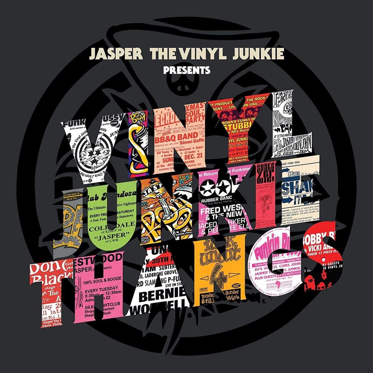Vinyl Junkie Thangs - 1
