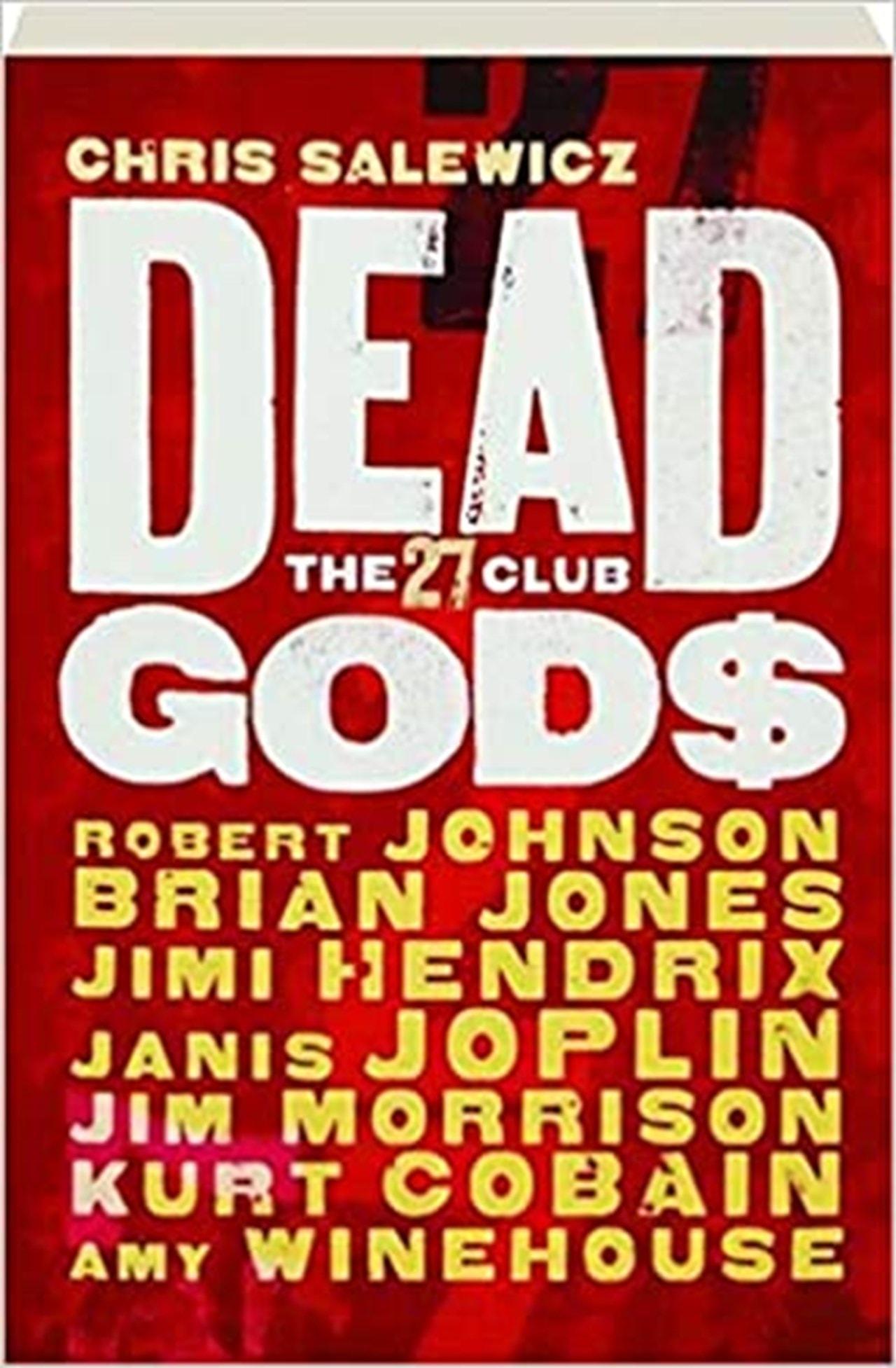 Dead Gods: The 27 Club - 1