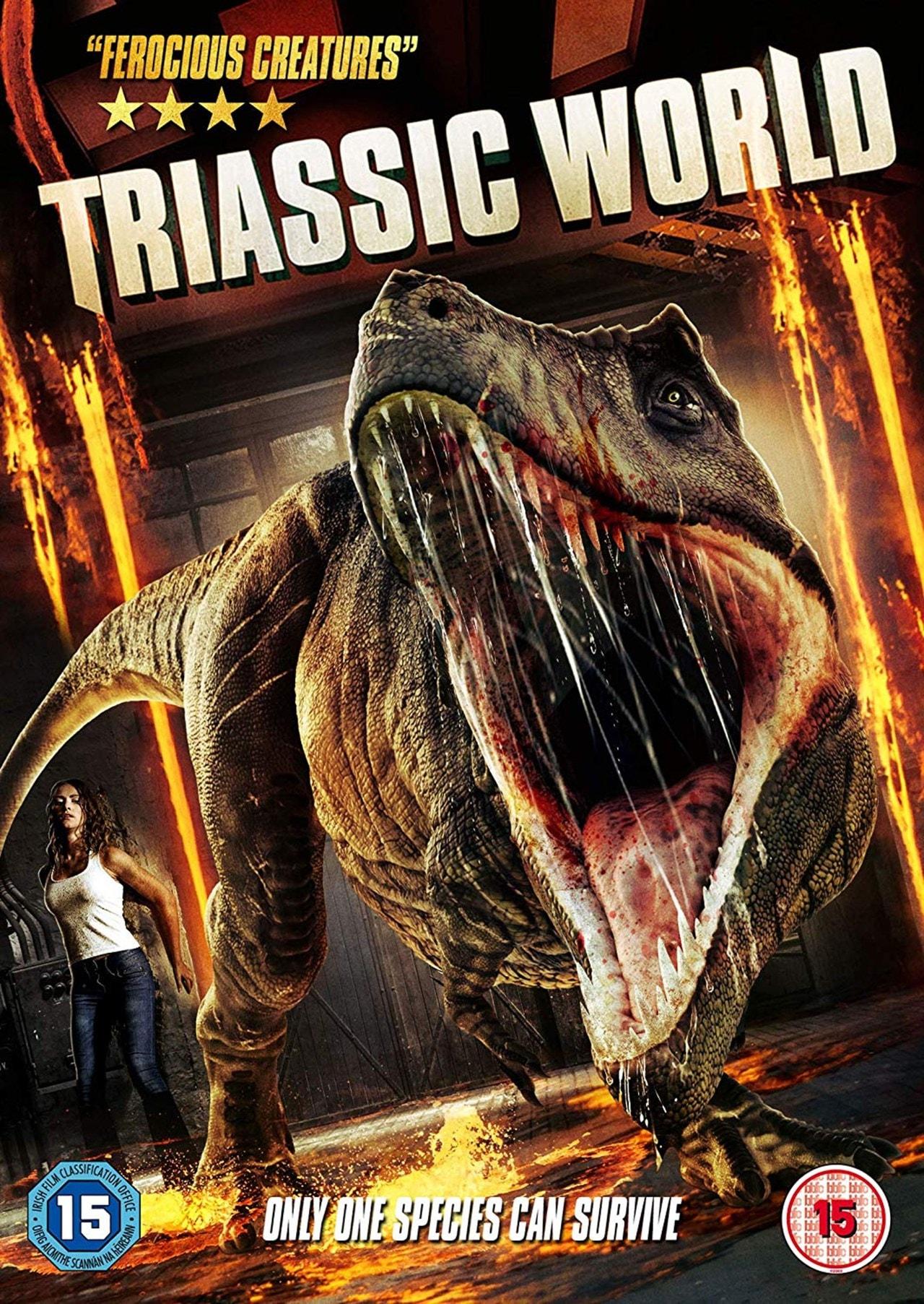 Triassic World - 1