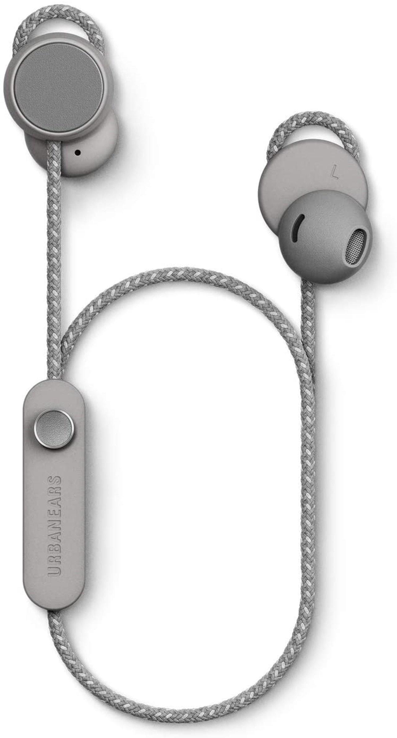 Urbanears Jakan Ash Grey Bluetooth Earphones - 1