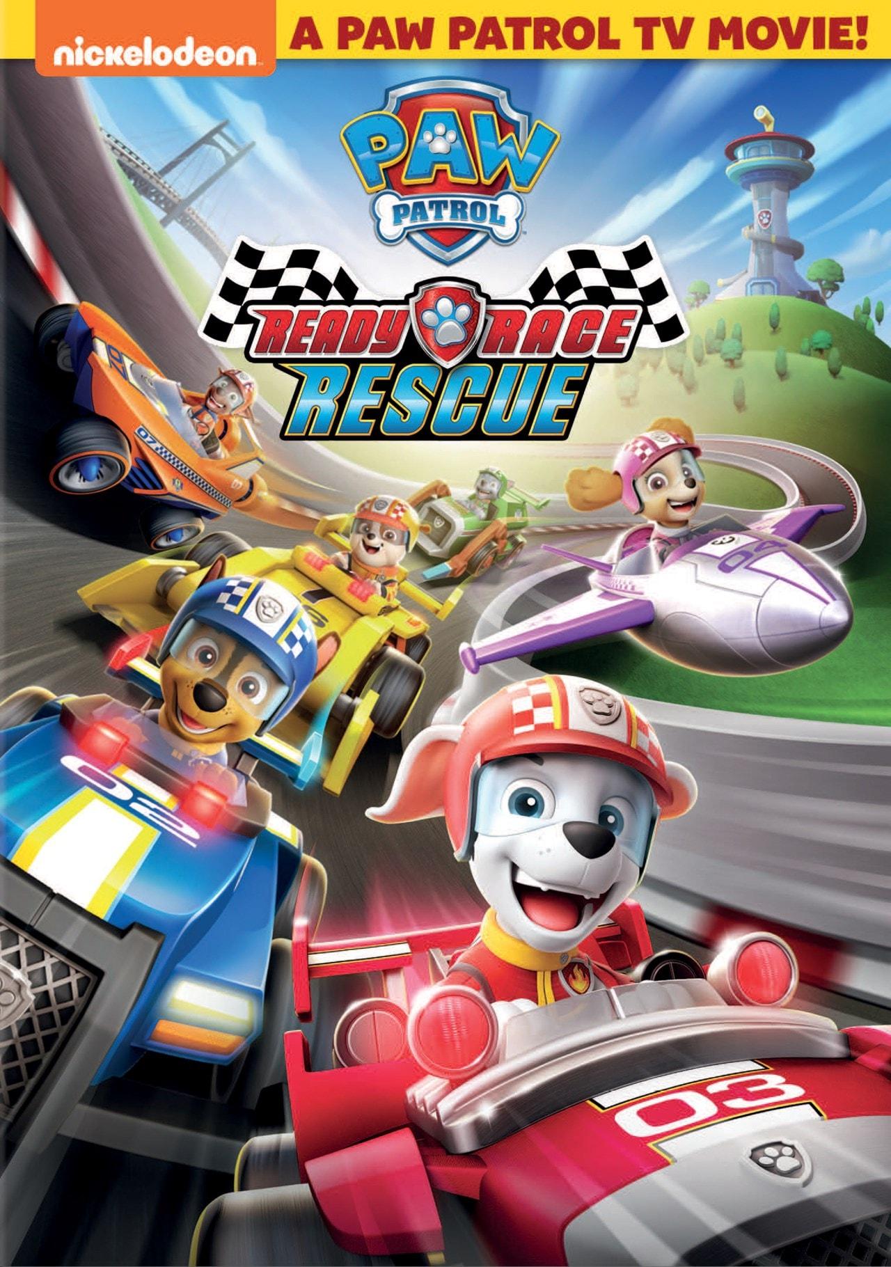 Paw Patrol: Ready Race Rescue - 1