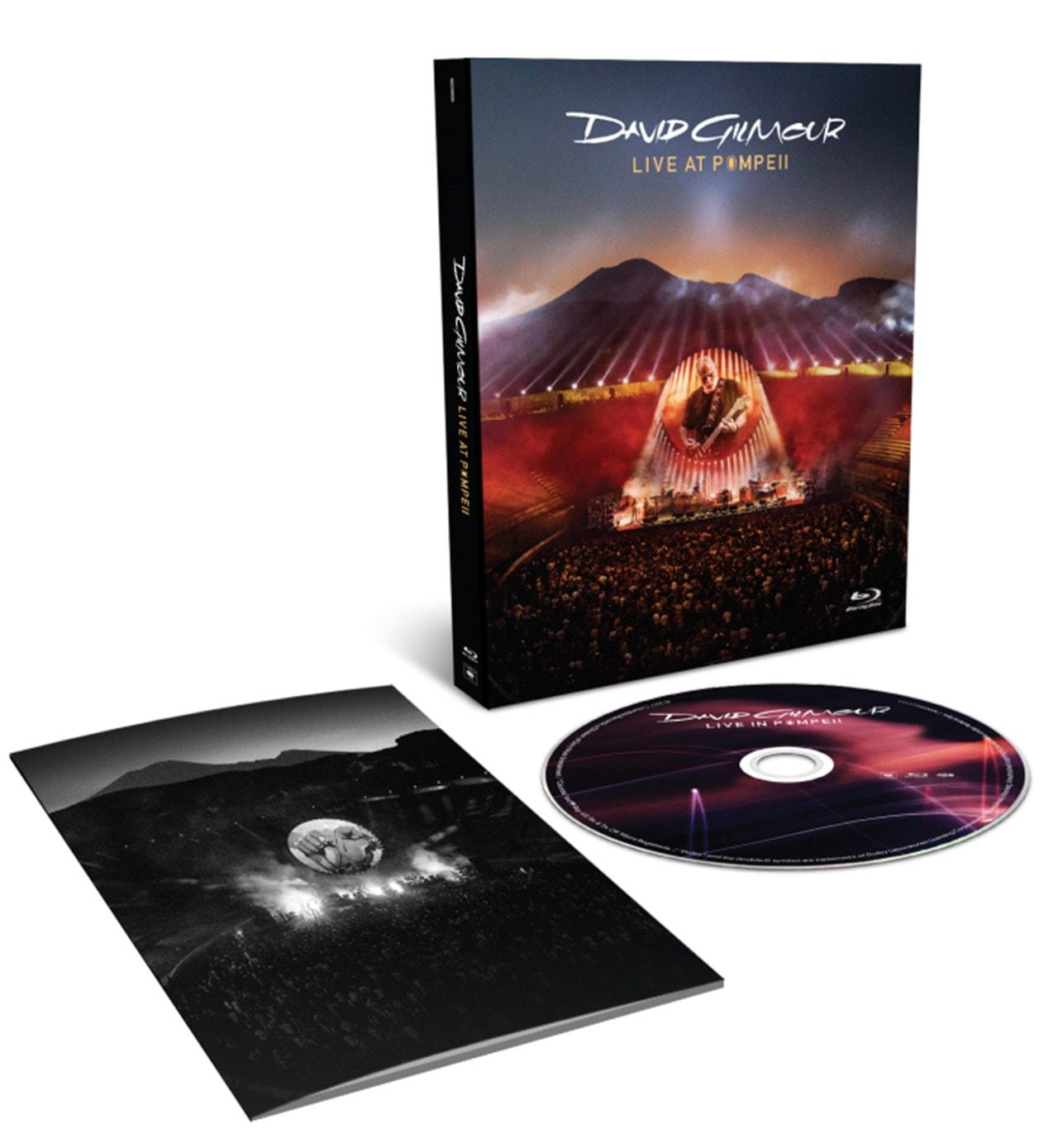 David Gilmour: Live at Pompeii 2017 - 2