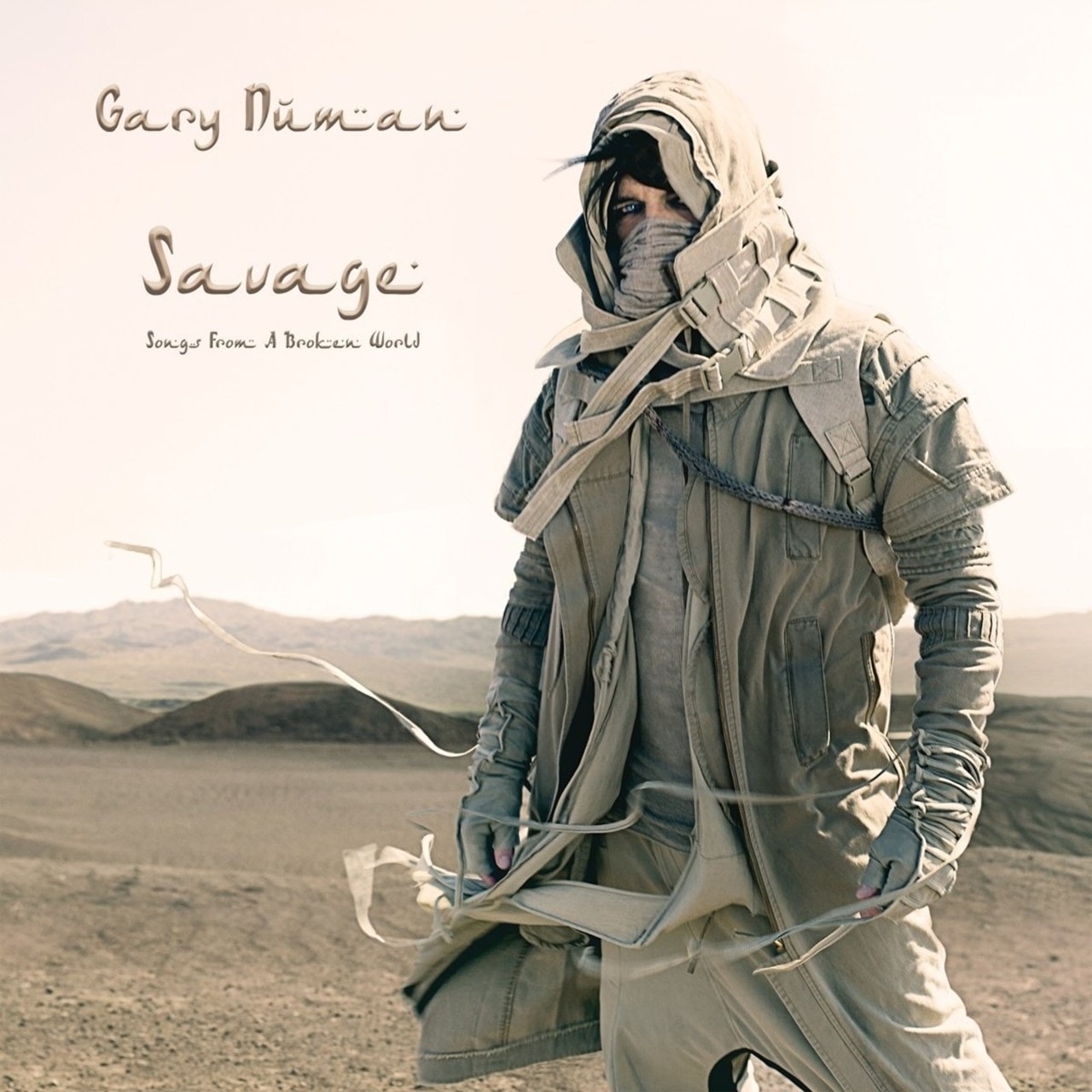 Savage (Songs from a Broken World) - 1