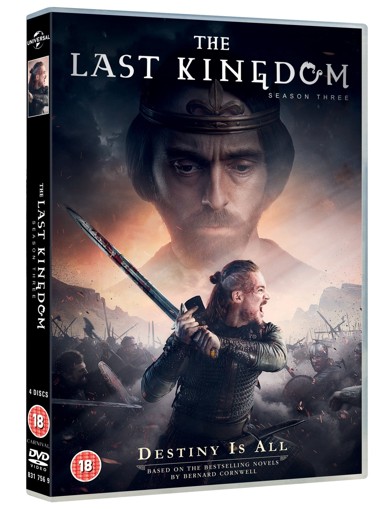 The Last Kingdom: Season Three - 2