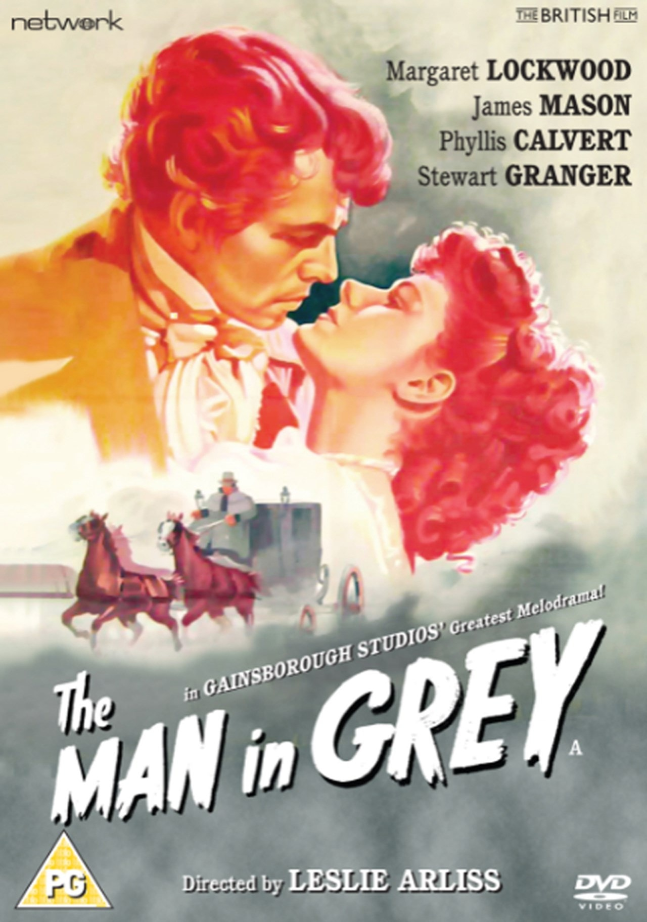 The Man in Grey - 1
