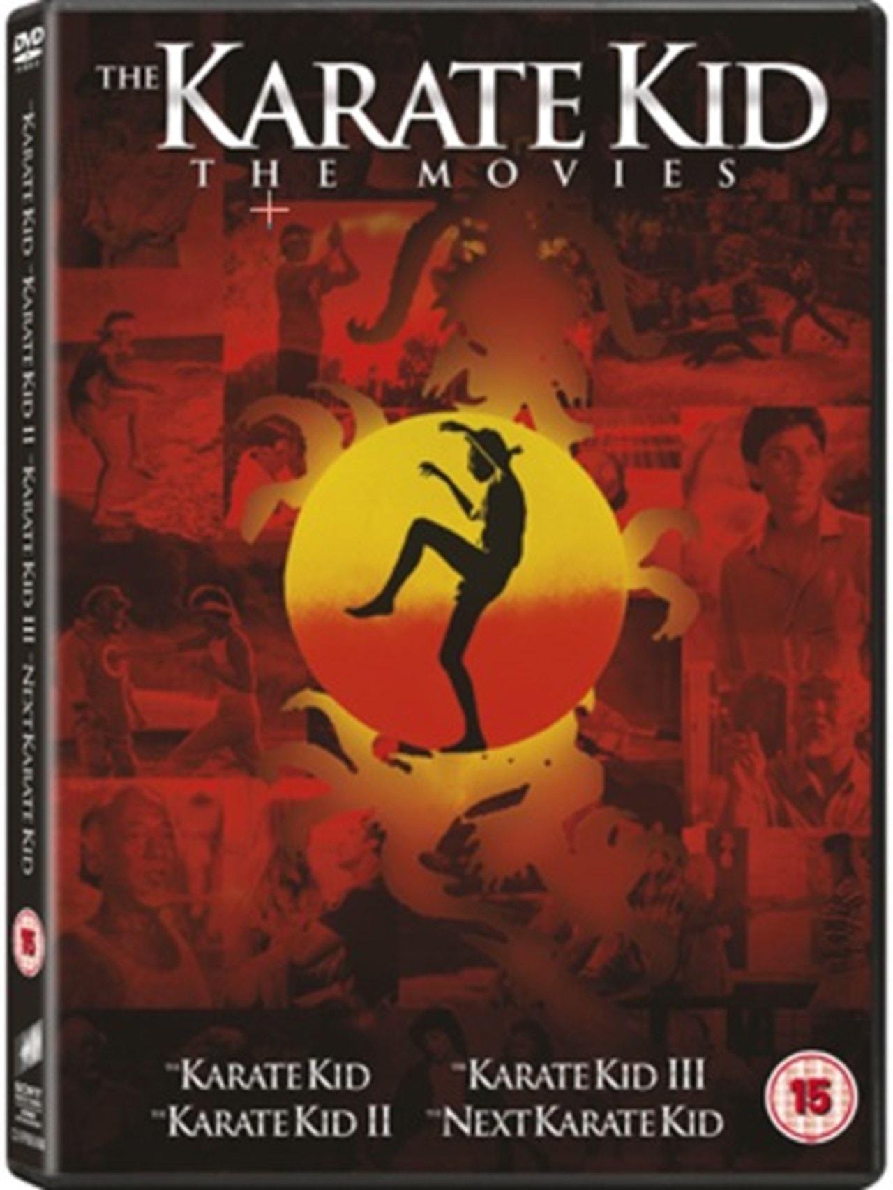 The Karate Kid/The Karate Kid 2/The Karate Kid 3/Next Karate Kid - 1