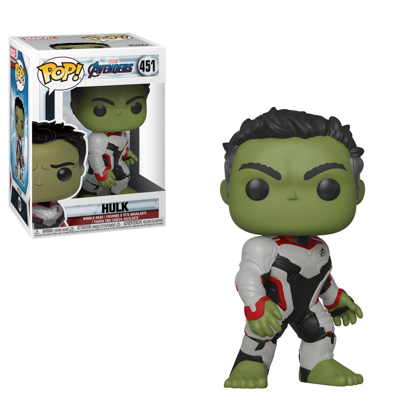 Pop Vinyl: Hulk (451): Avengers: Marvel - 1