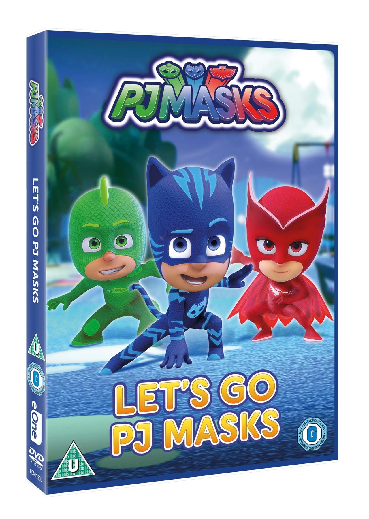 PJ Masks - Let's Go PJ Masks - 2