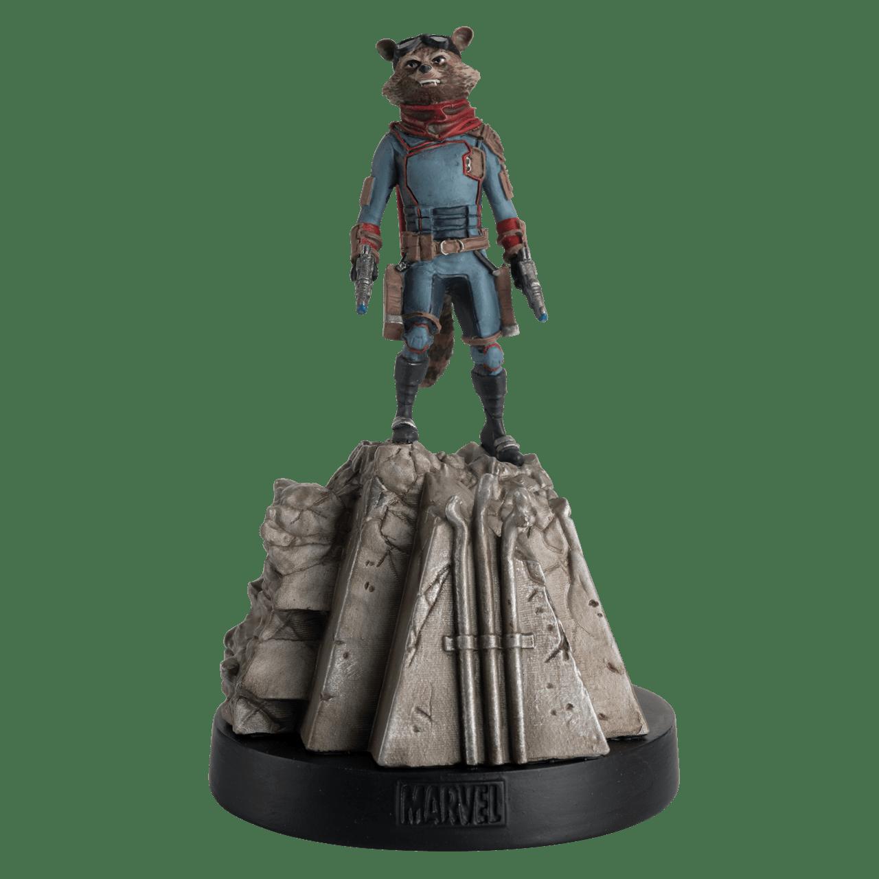 Rocket Figurine: Special Marvel Hero Collector - 1