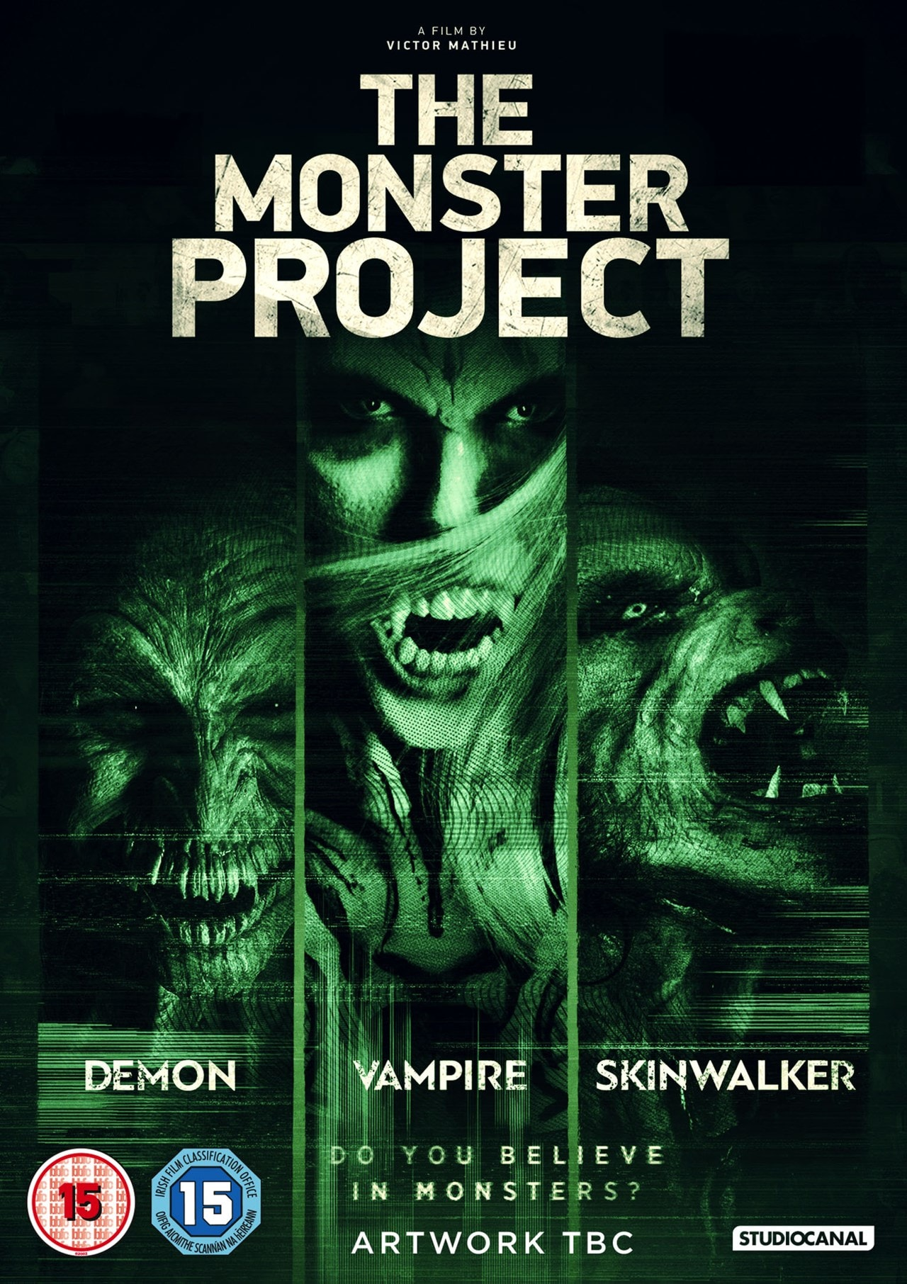 The Monster Project - 1