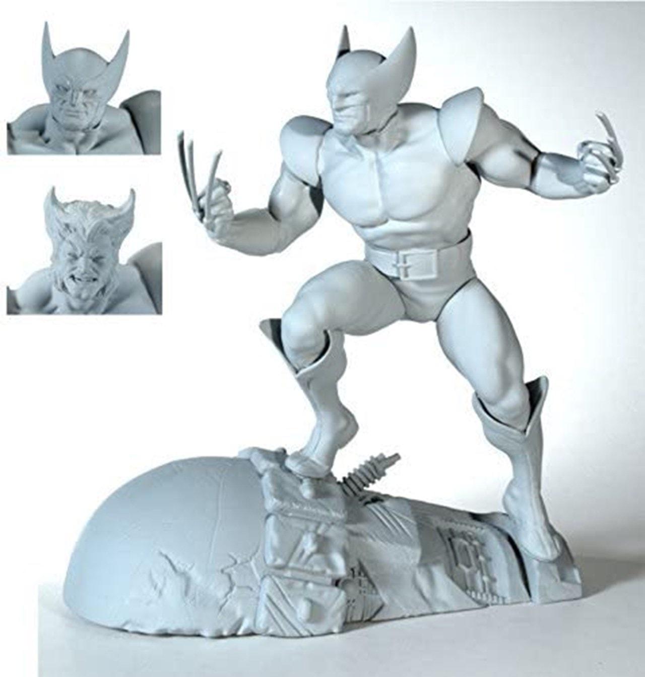 Wolverine Model Kit: Marvel Snap Together - 2